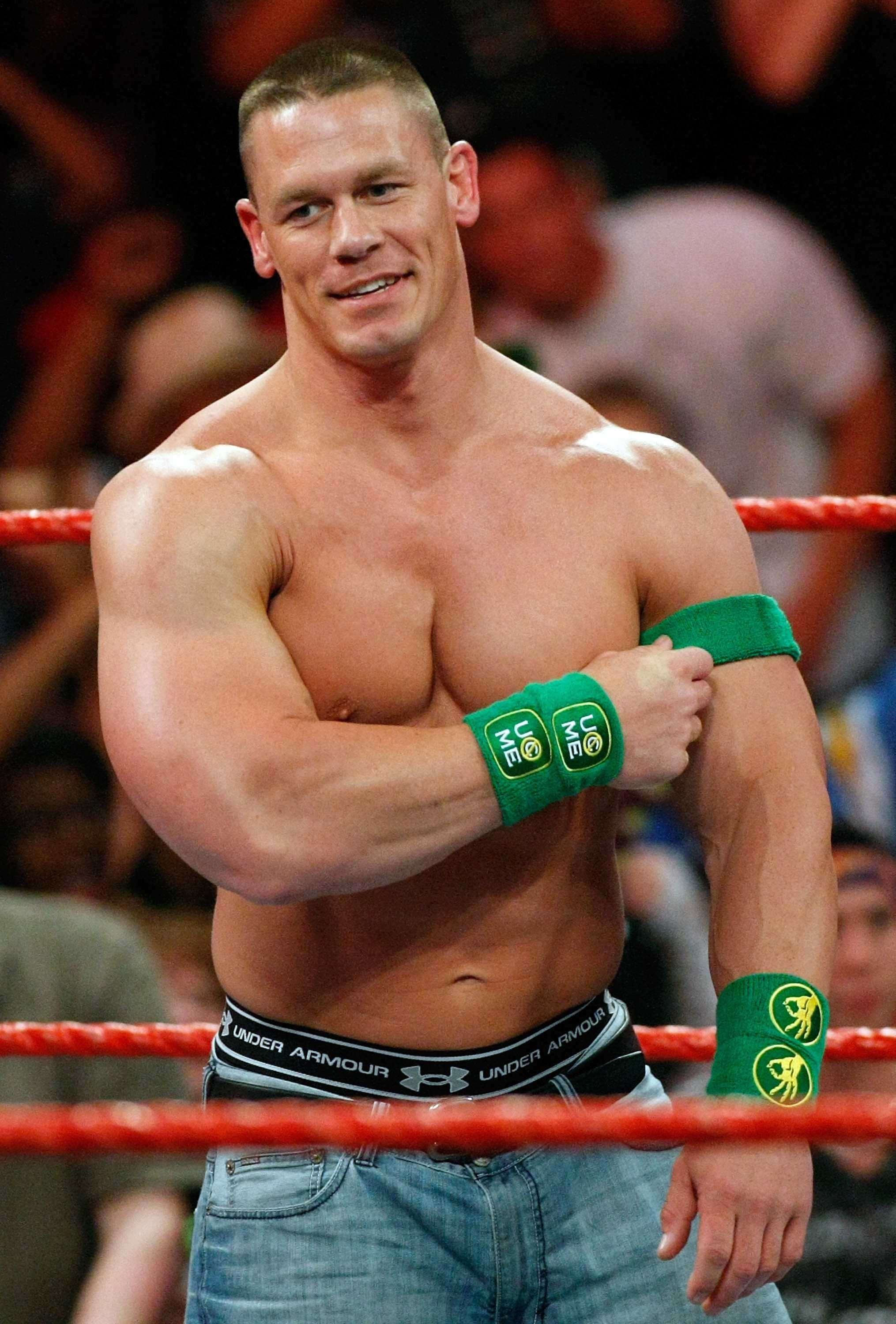 John Cena Wallpapers 2018 For Desktop Hd 65 Background Pictures
