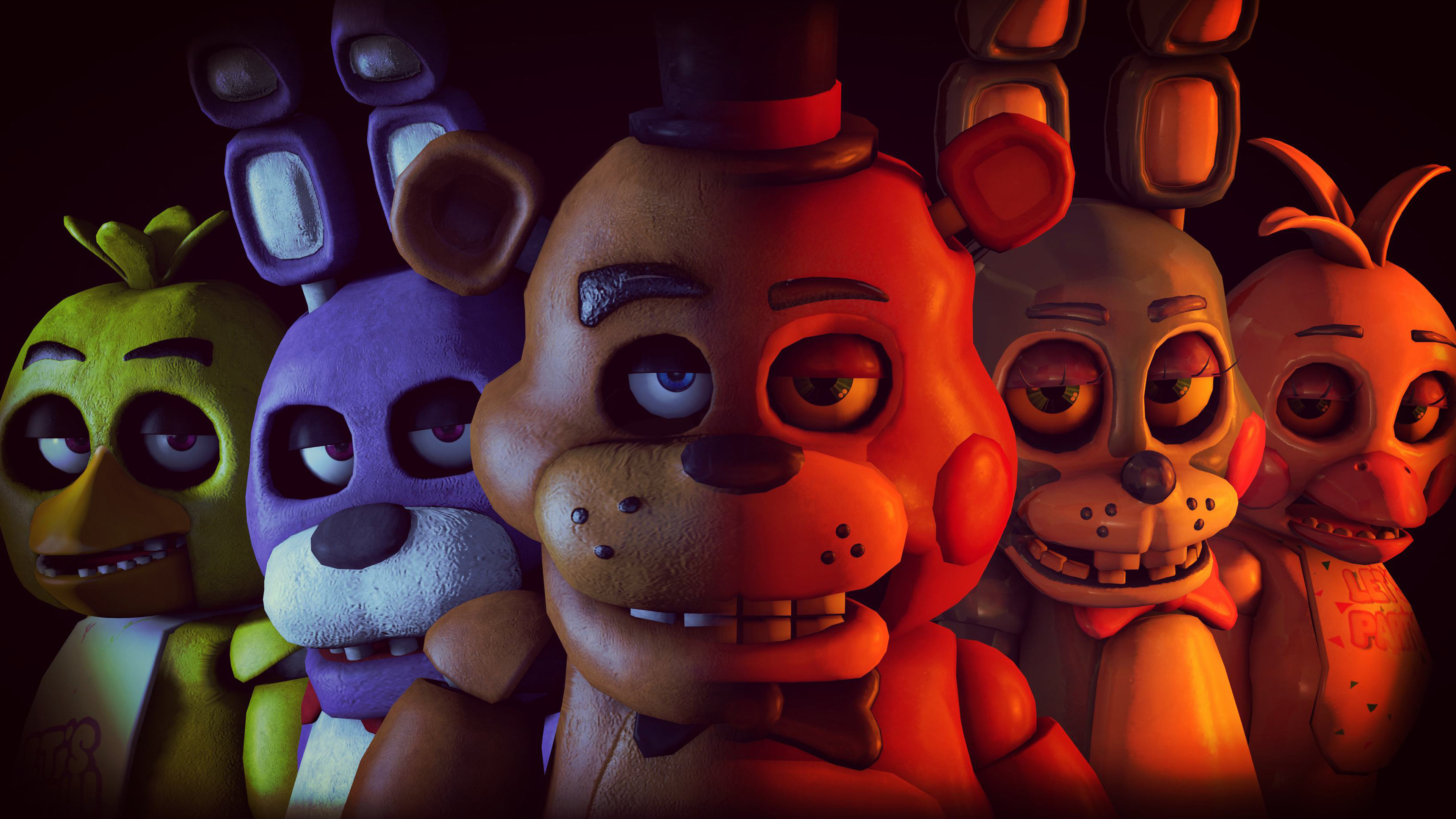 Five Nights At Freddy's Wallpapers 81+ background pictures