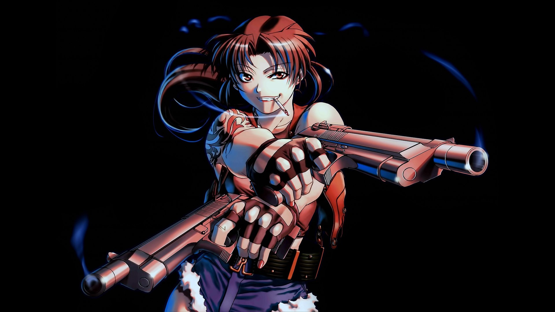 Black Lagoon Revy Wallpapers HD (63+ background pictures)
