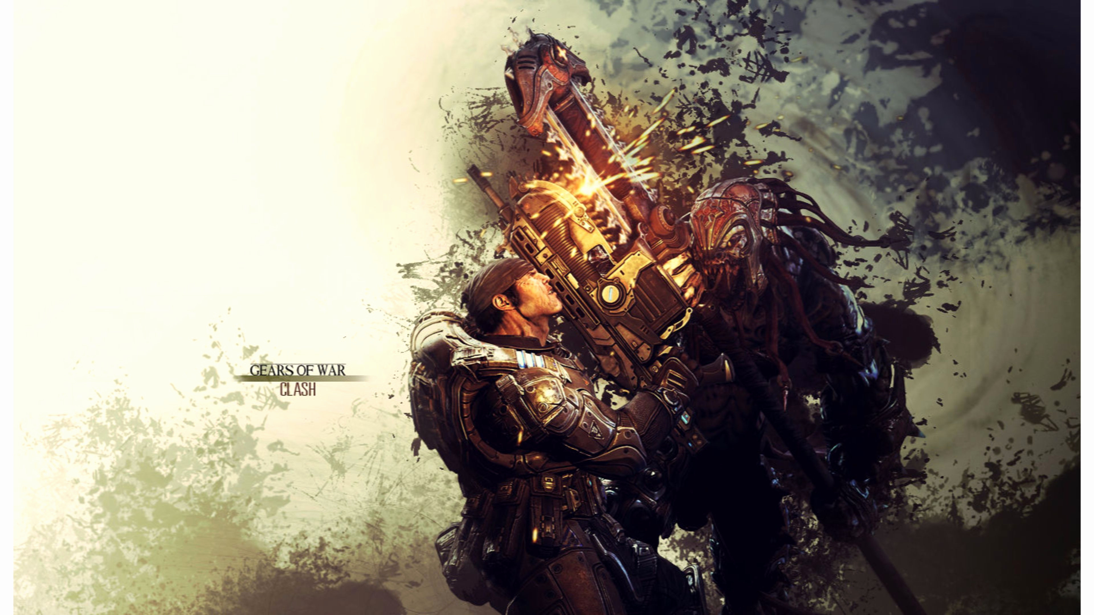 gears of war 3 wallpapers hd (74+ background pictures)