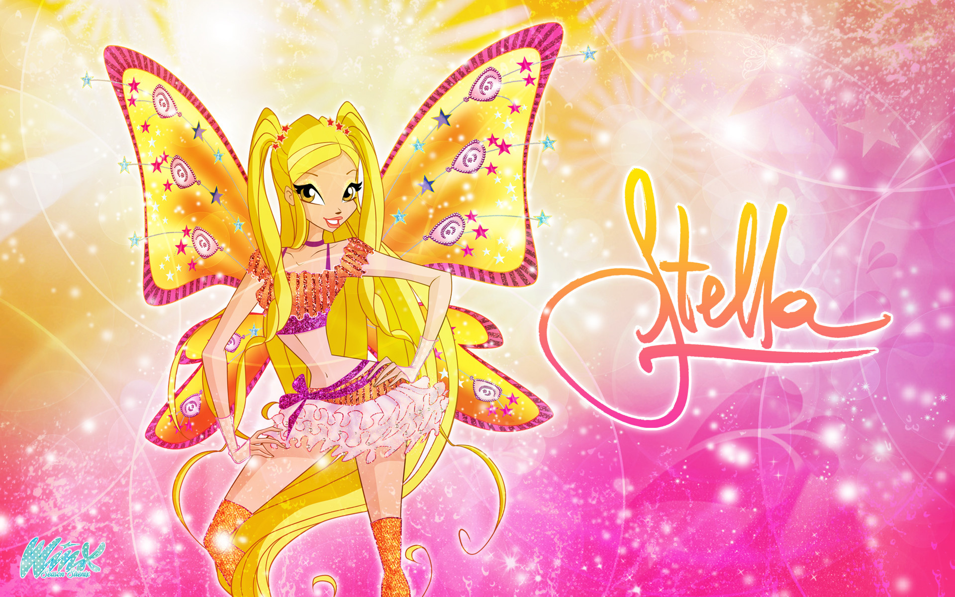 Image Result For Winx Club Bloom Wallpapers Beautiful Winx Club Wallpapers Wallpaper Cave