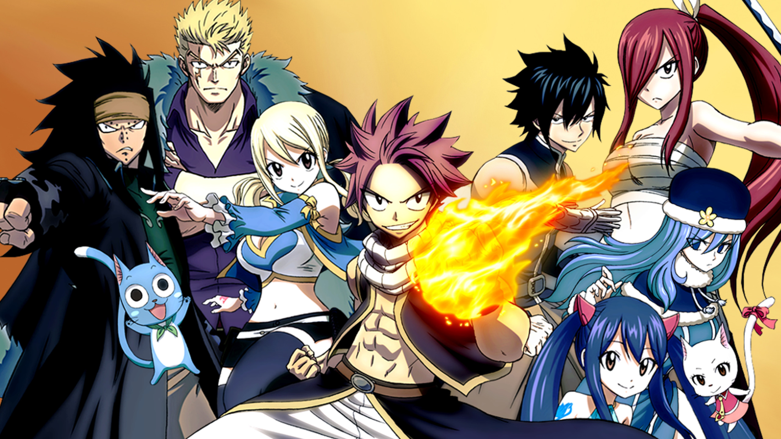 Fairy Tail Wallpapers 83 Background Pictures