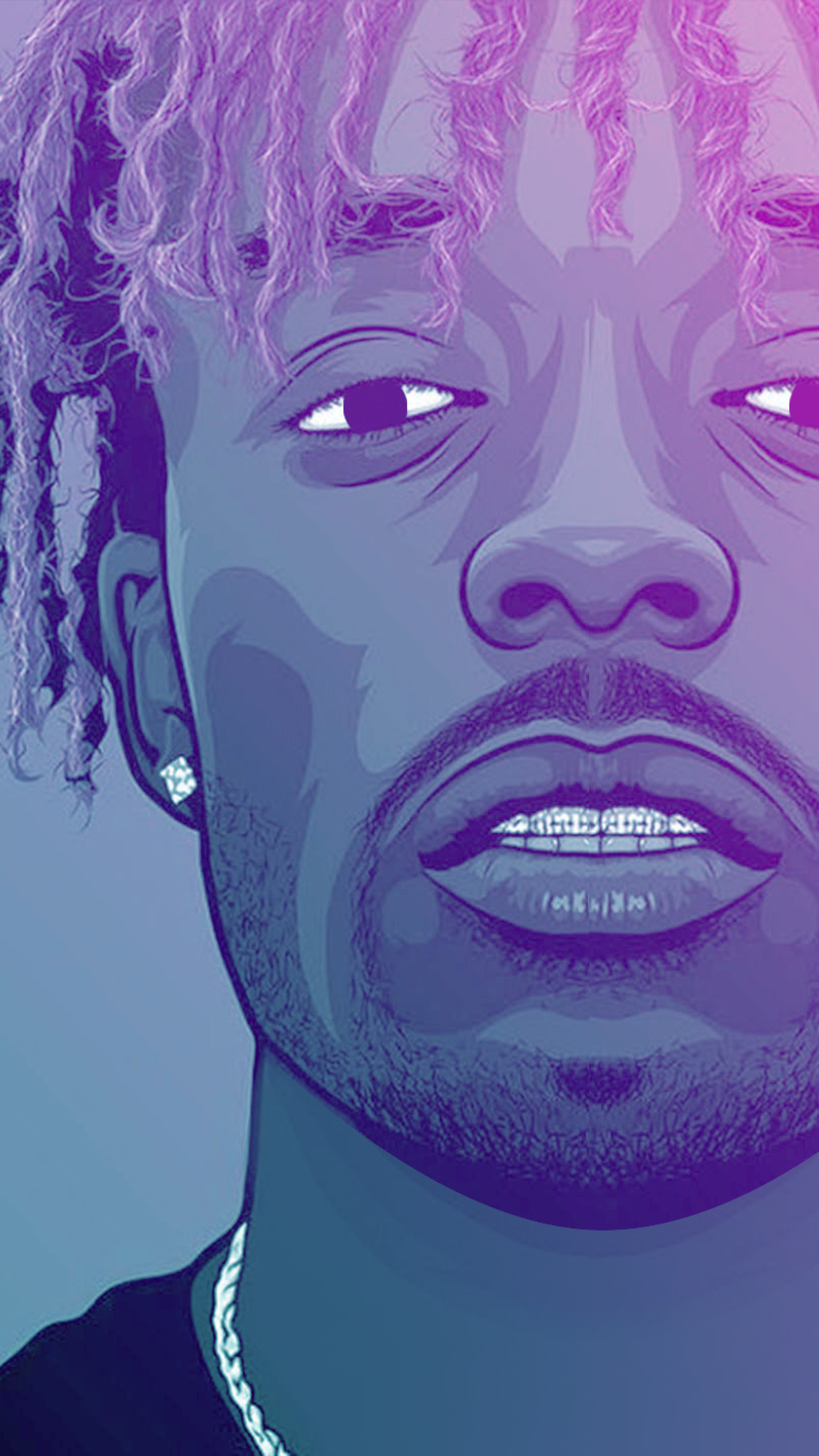 Lil Uzi Vert 2018 Wallpapers 68 Background Pictures