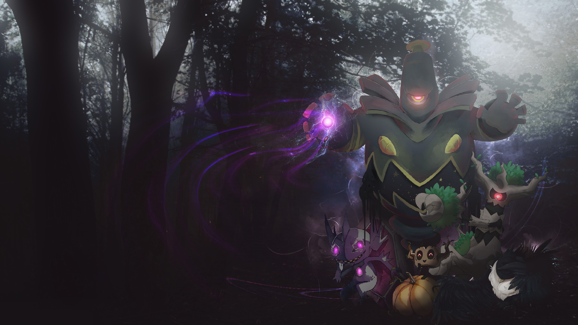 Ghost pokemon wallpapers 74 background pictures - Pokemon ghost wallpaper ...