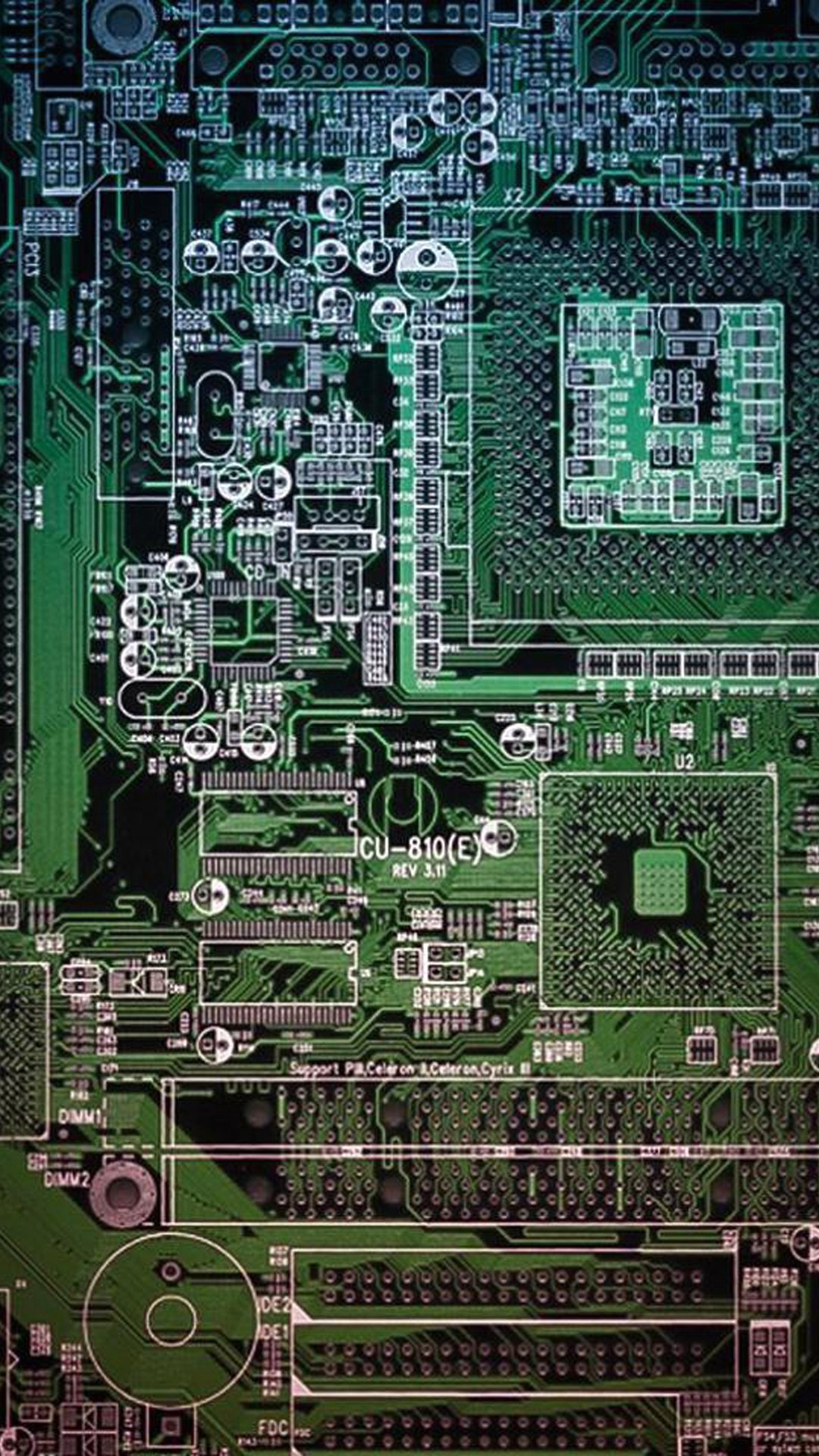 Circuit Board Wallpapers 69 Background Pictures With Electronic Components Inside A Computer Stock Photo 1080x1920 Iphone Wallpaper Elegant Your Of