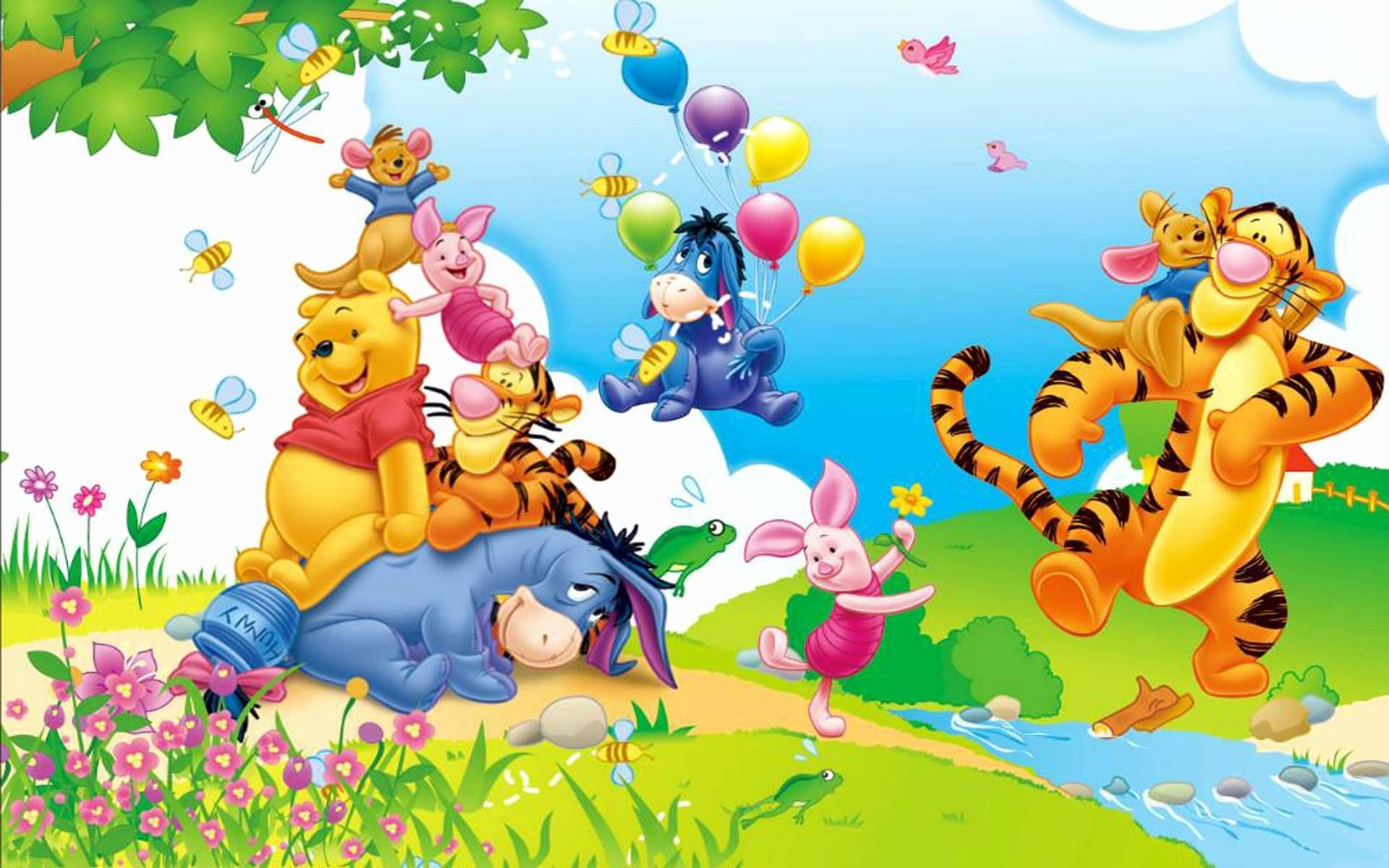 My Friends Tigger Pooh Wallpapers 65 Background Pictures