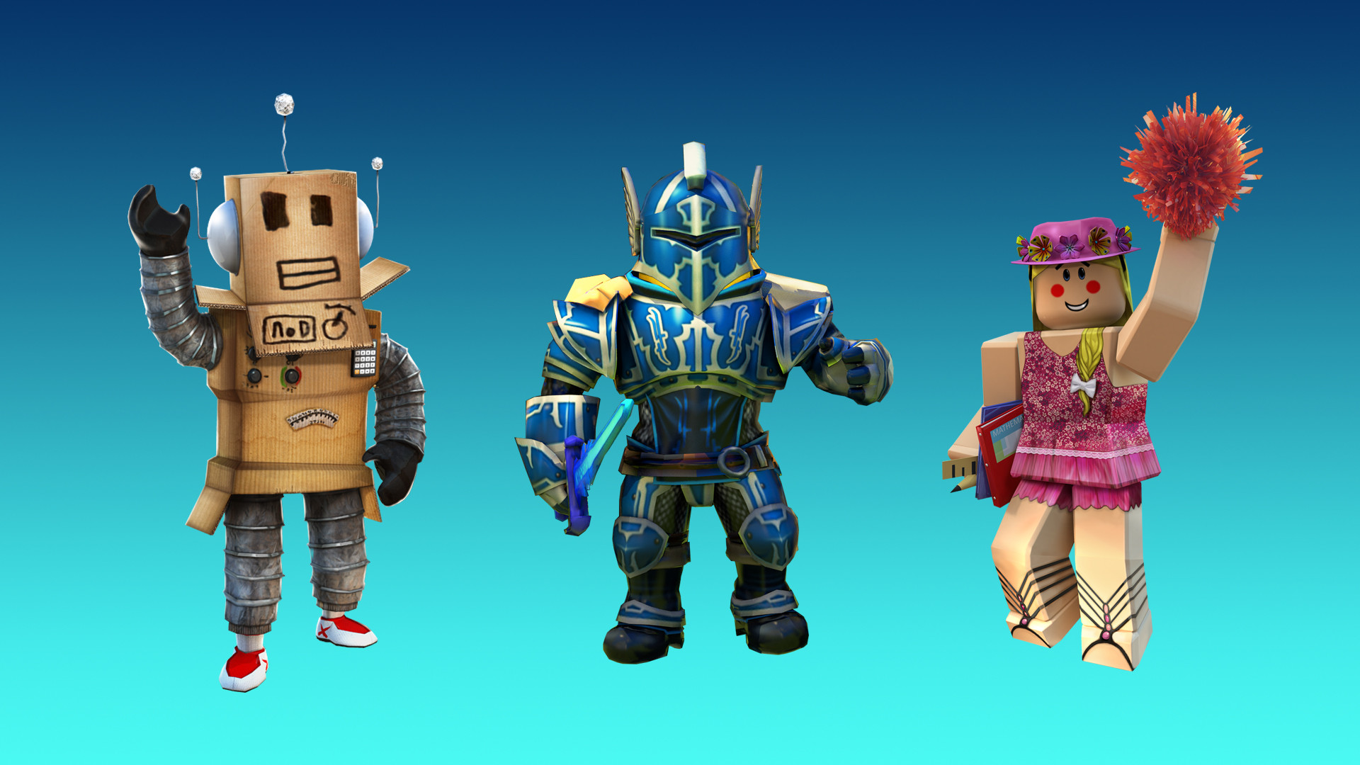 Roblox Wallpapers (88+ background pictures)