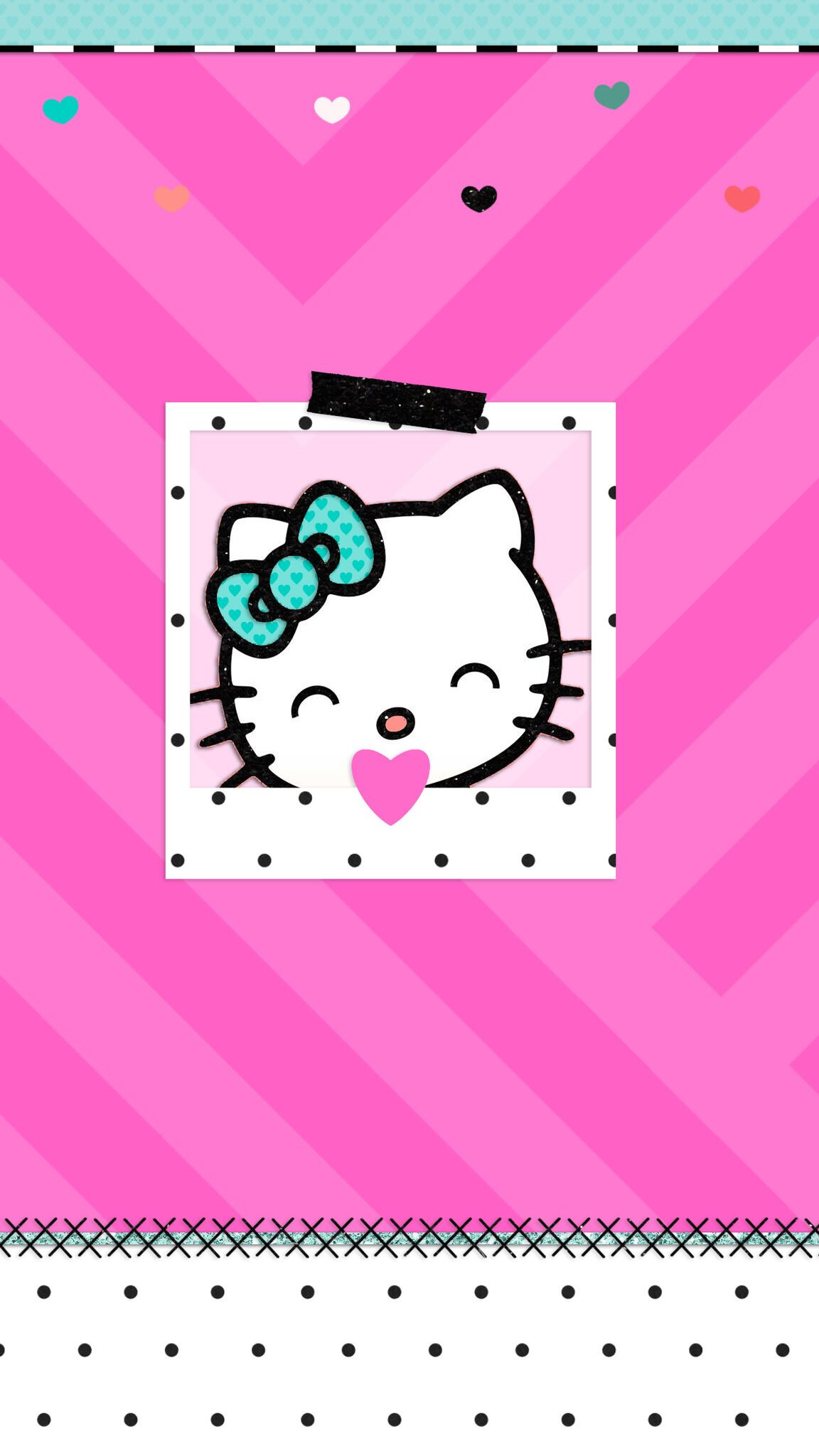 Hello Kitty Spring Wallpapers 63 Background Pictures
