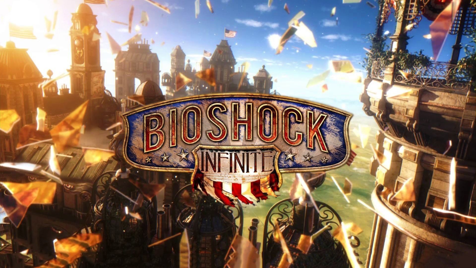 1920x1080 BioShock Infinite Wallpapers