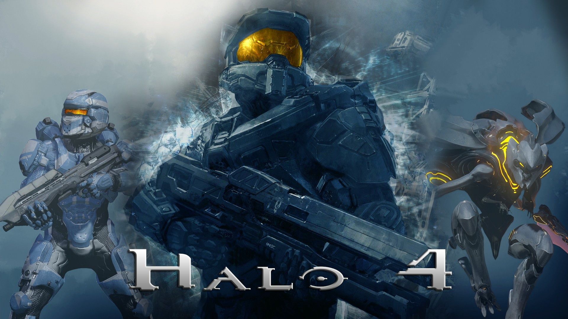 Halo 4 Wallpapers 1920x1080 80 Background Pictures