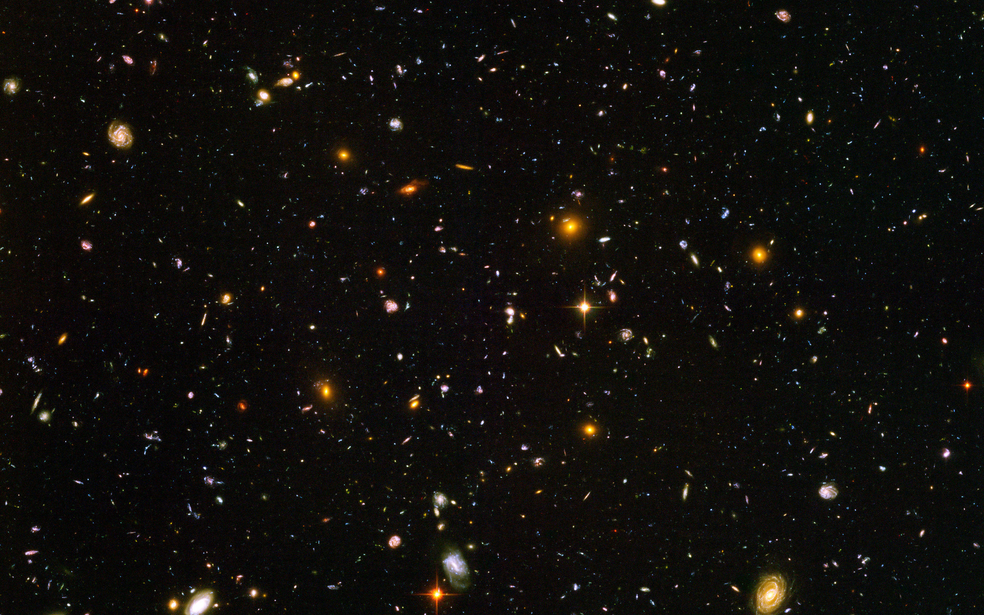 3500x1969 Hubble Ultra Deep Field Pictures 31 Pics