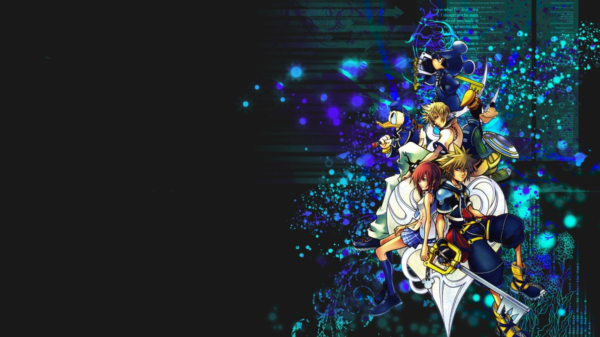 Kingdom Hearts Roxas Wallpapers (71+ background pictures)