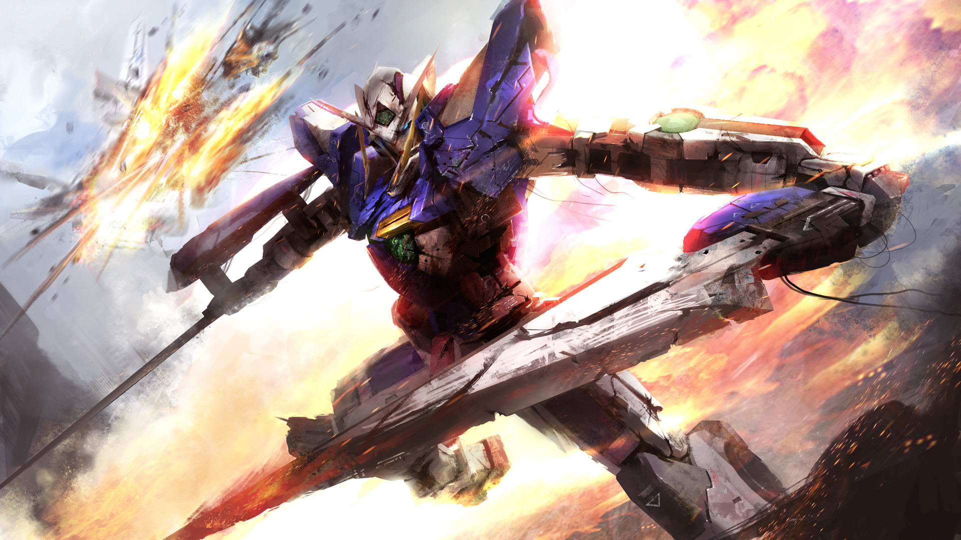 Gundam Wallpapers (70+ Background Pictures