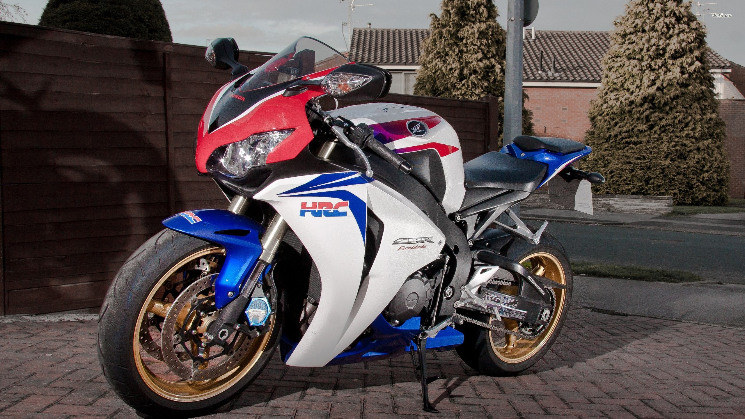 Honda Cbr1000Rr Wallpapers (68+ Background Pictures