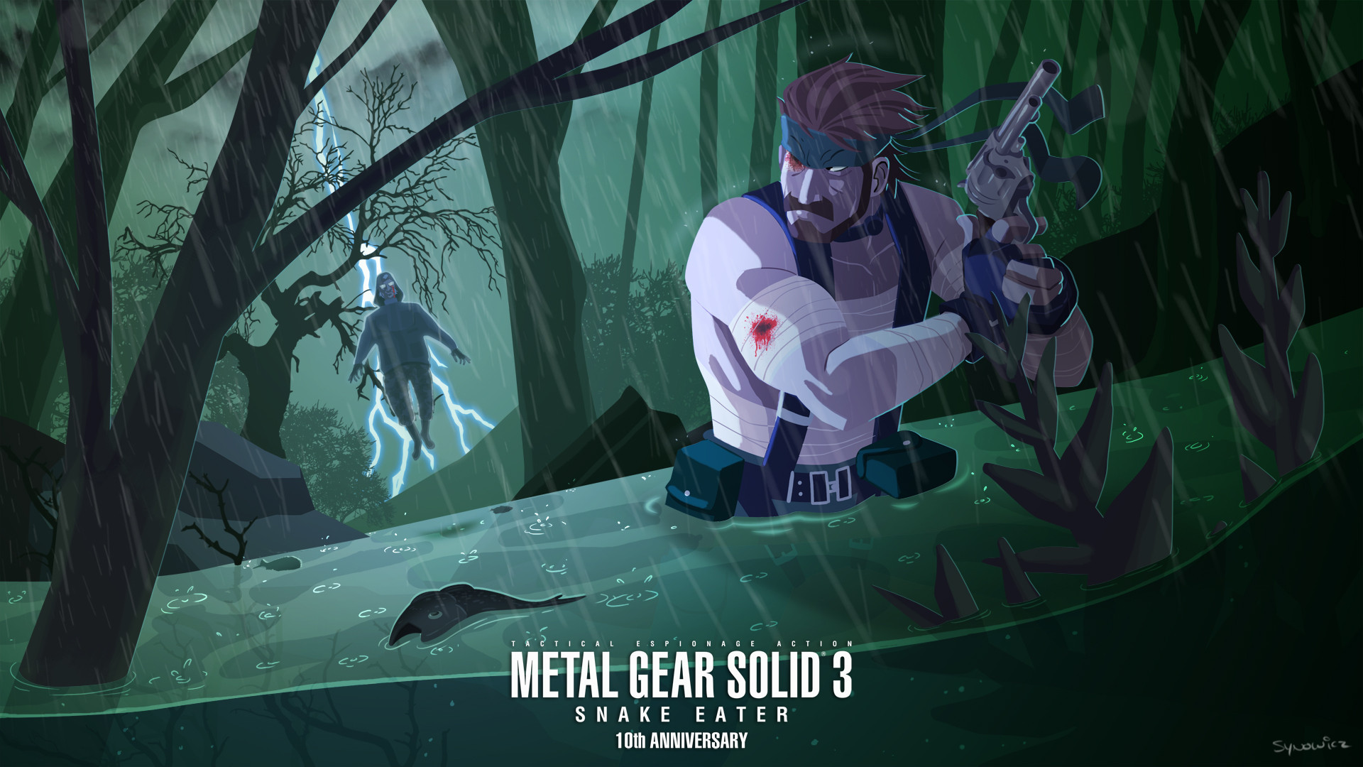 metal gear solid 3 snake eater hd edition pc download
