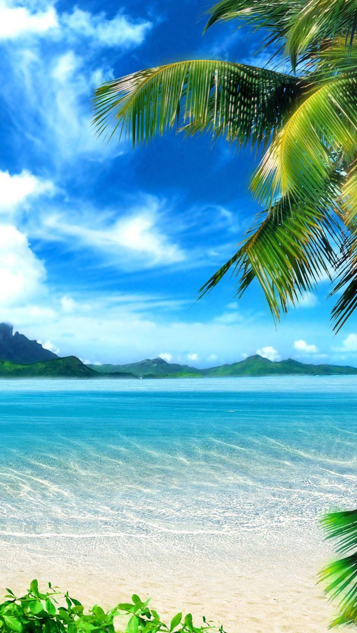 Caribbean beach wallpapers 72 background pictures - Caribbean iphone wallpaper ...