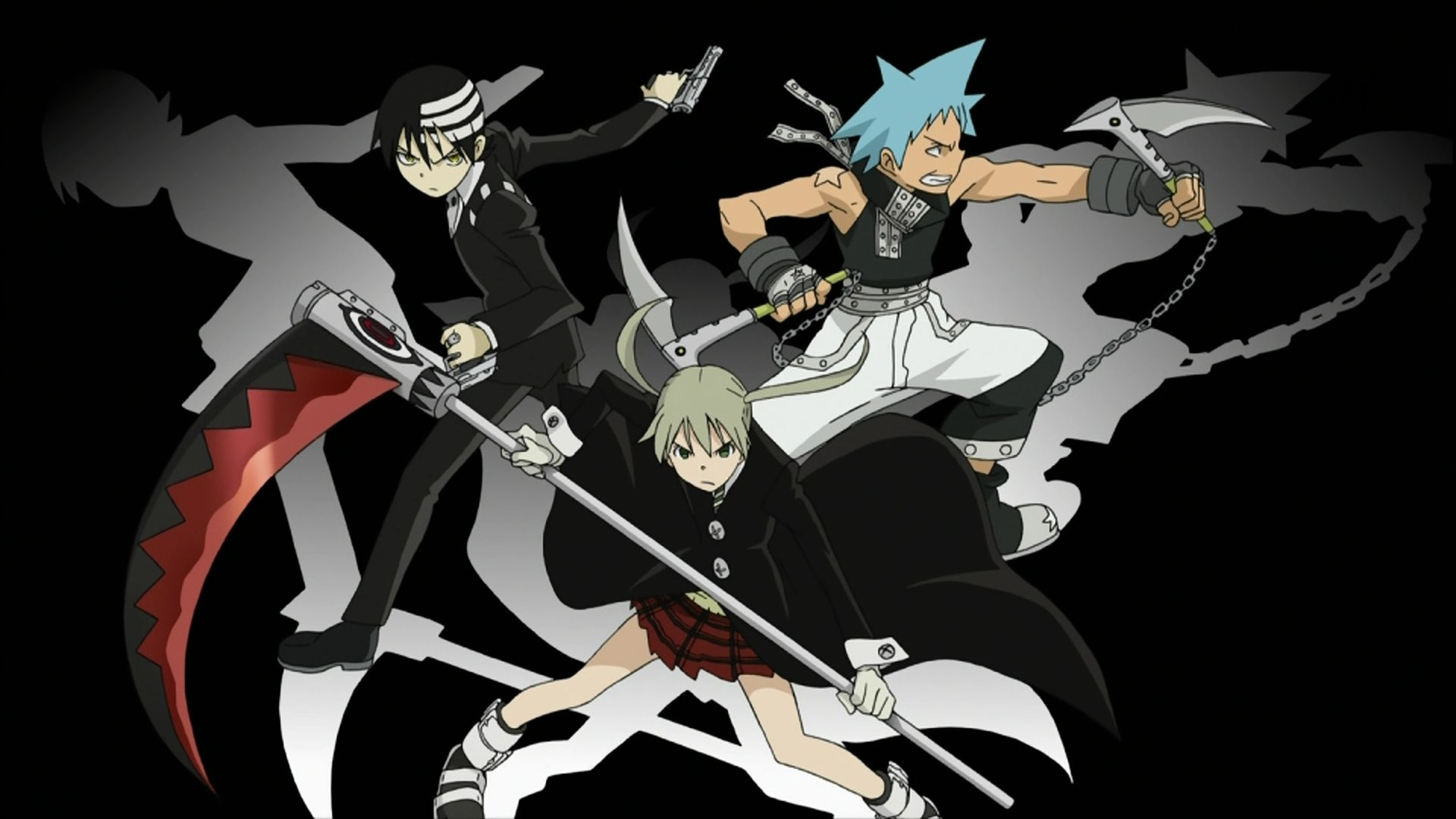 1920x1080 Soul Eater Wallpapers 19 - 1920 X 1080