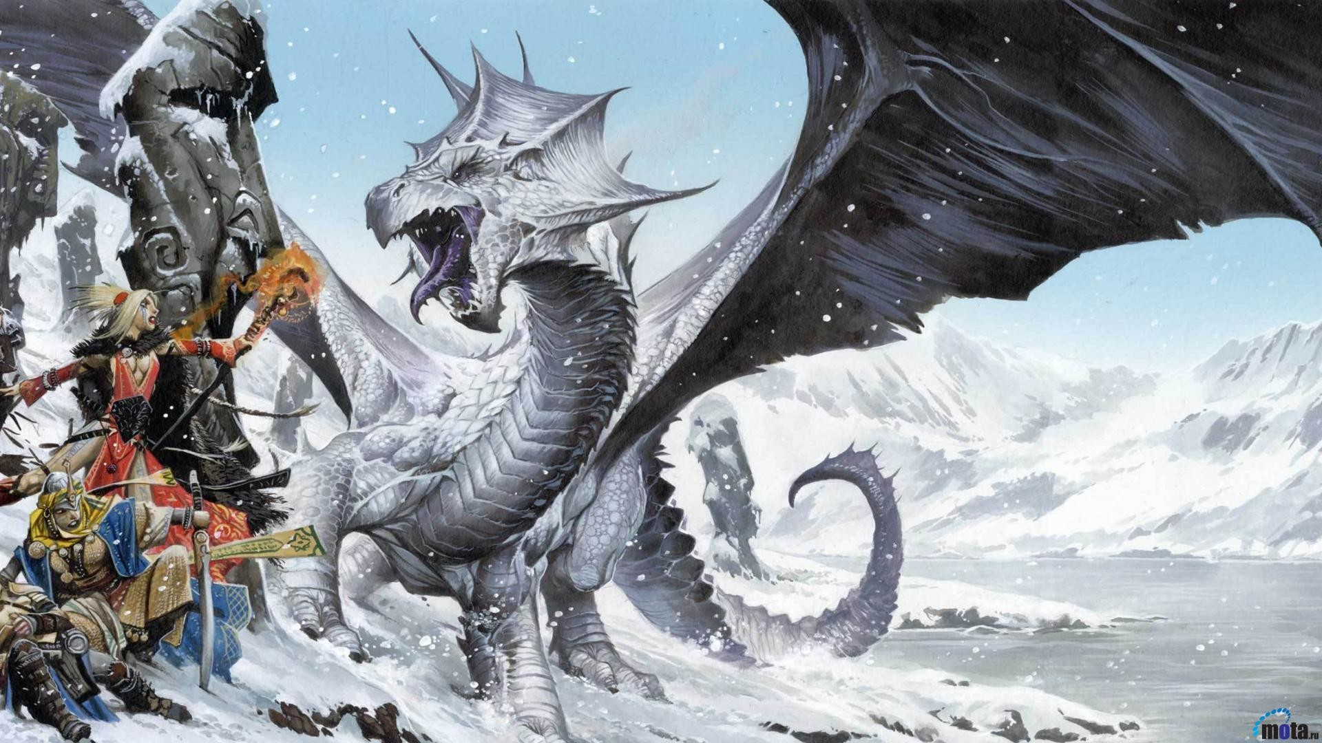 Dragon Wallpapers HD 1080P (81+ background pictures)