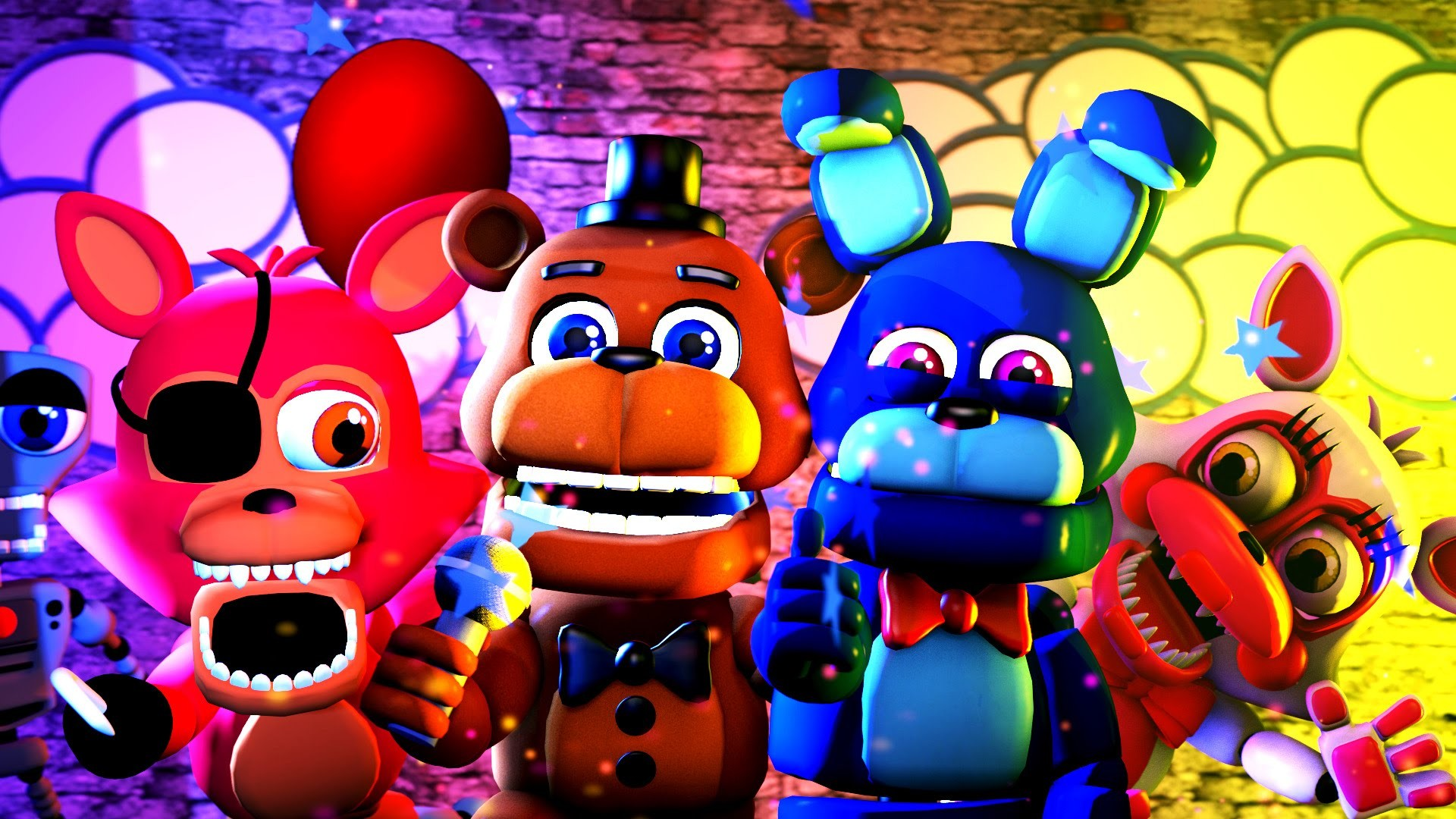 Fnaf Wallpapers 84 Background Pictures