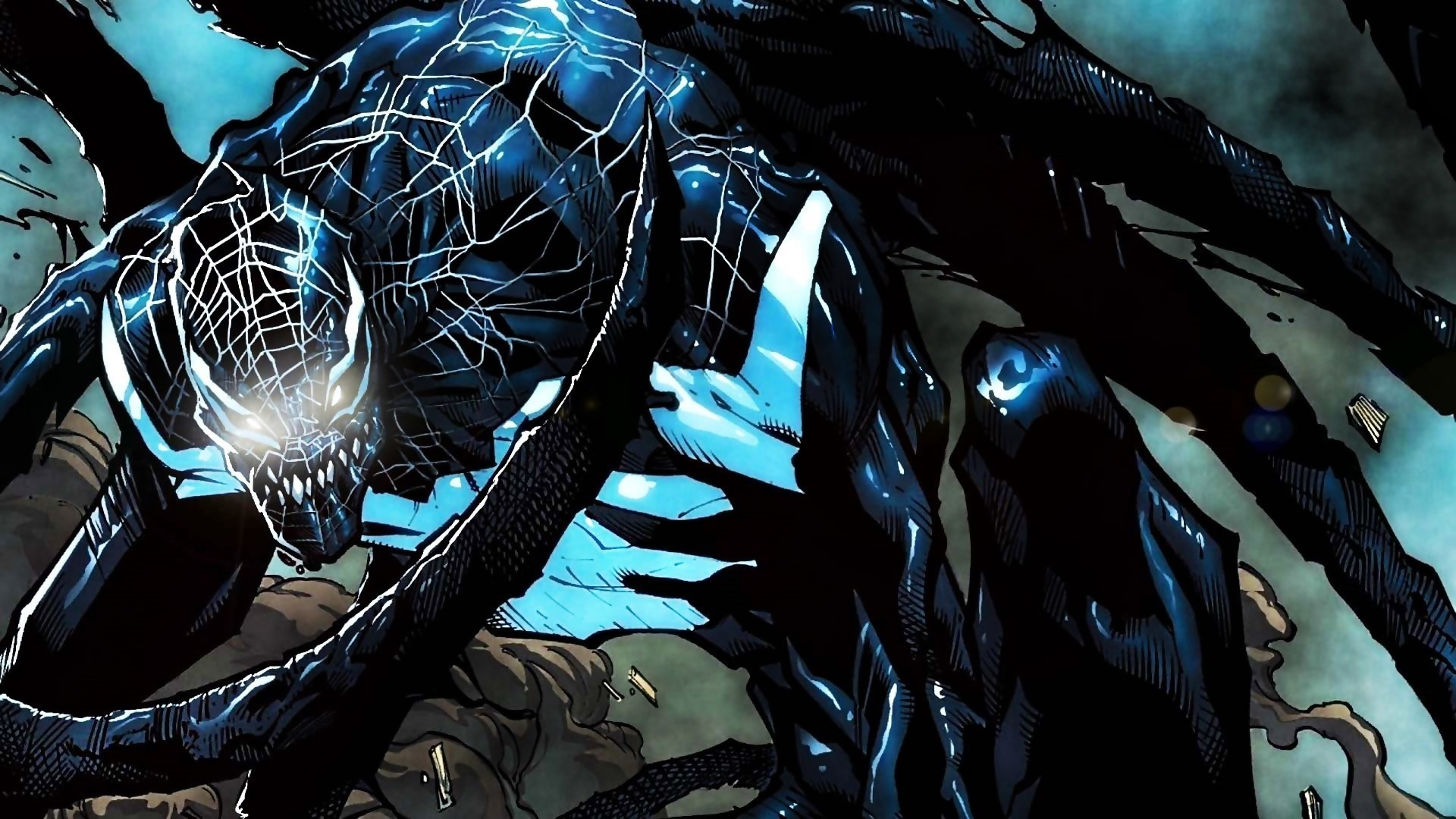 Agent Venom Wallpapers 76 Background Pictures