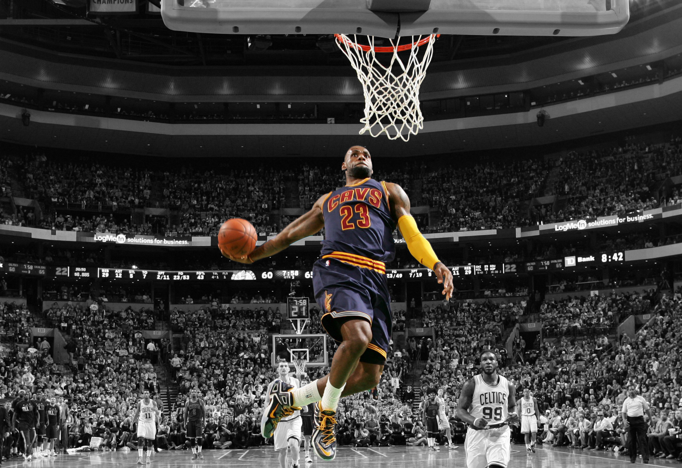 Lebron James Cleveland Wallpapers 2018 (65+ background ...