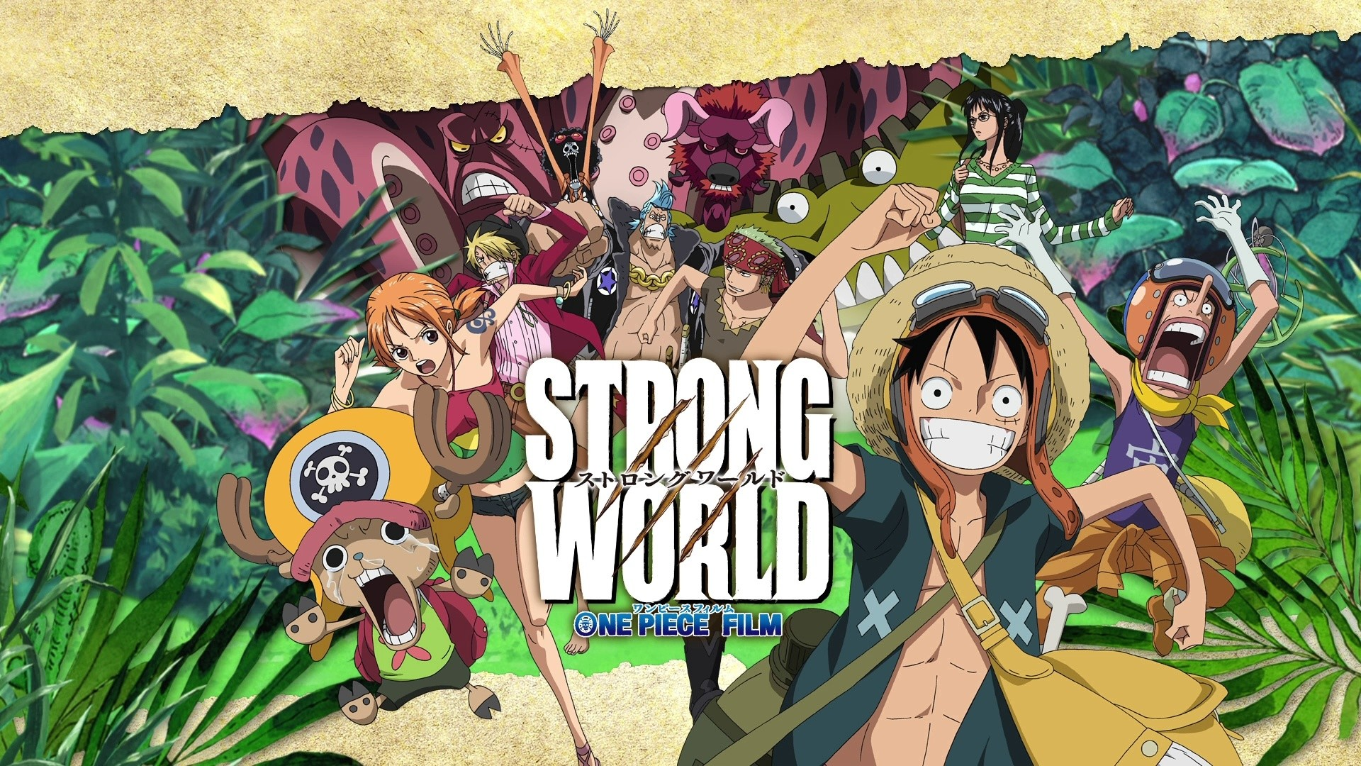 One Piece Wallpapers 1080P (73+ background pictures)