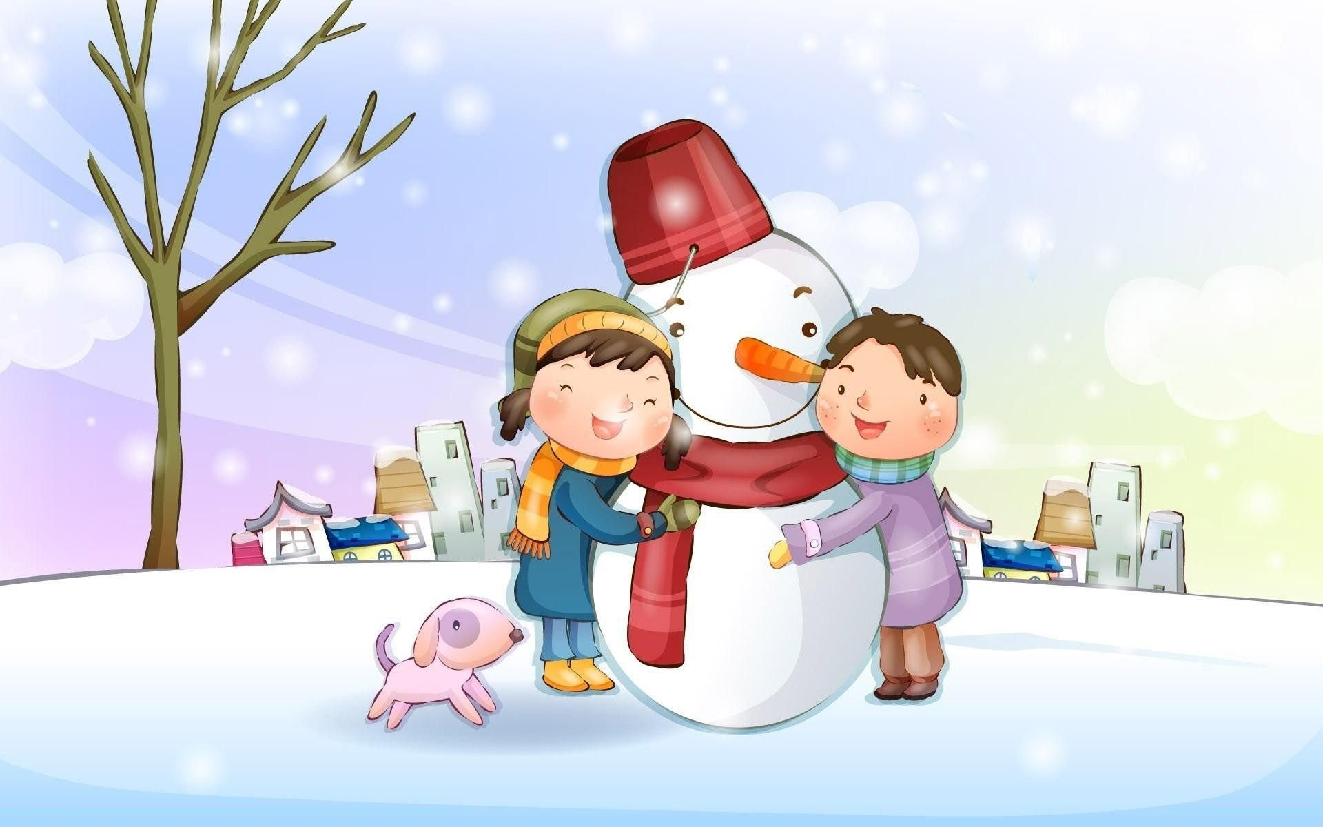 1920x1080 Olaf The Snowman Wallpapers Widescreen