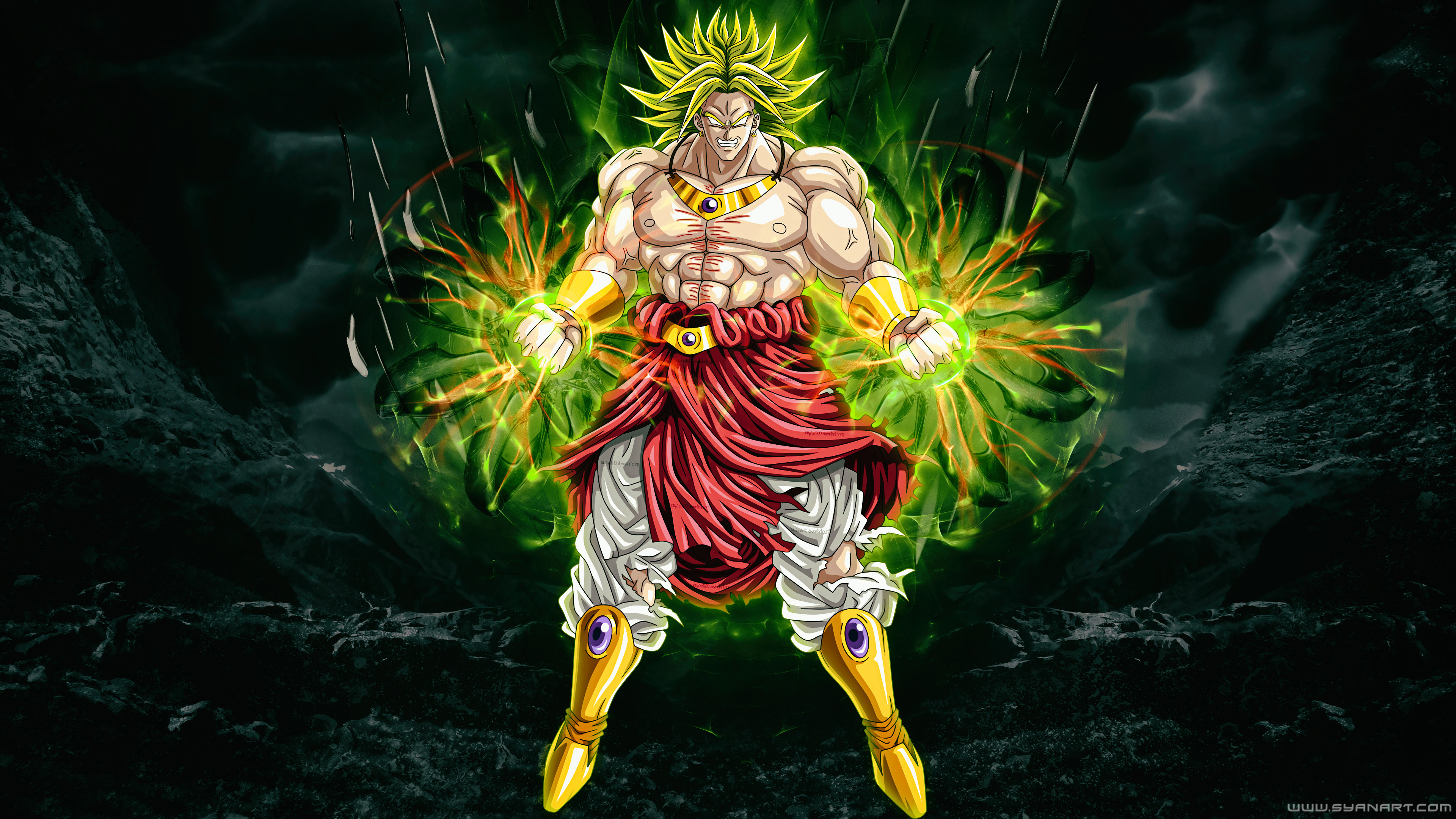 Broly Wallpapers (62+ background pictures)