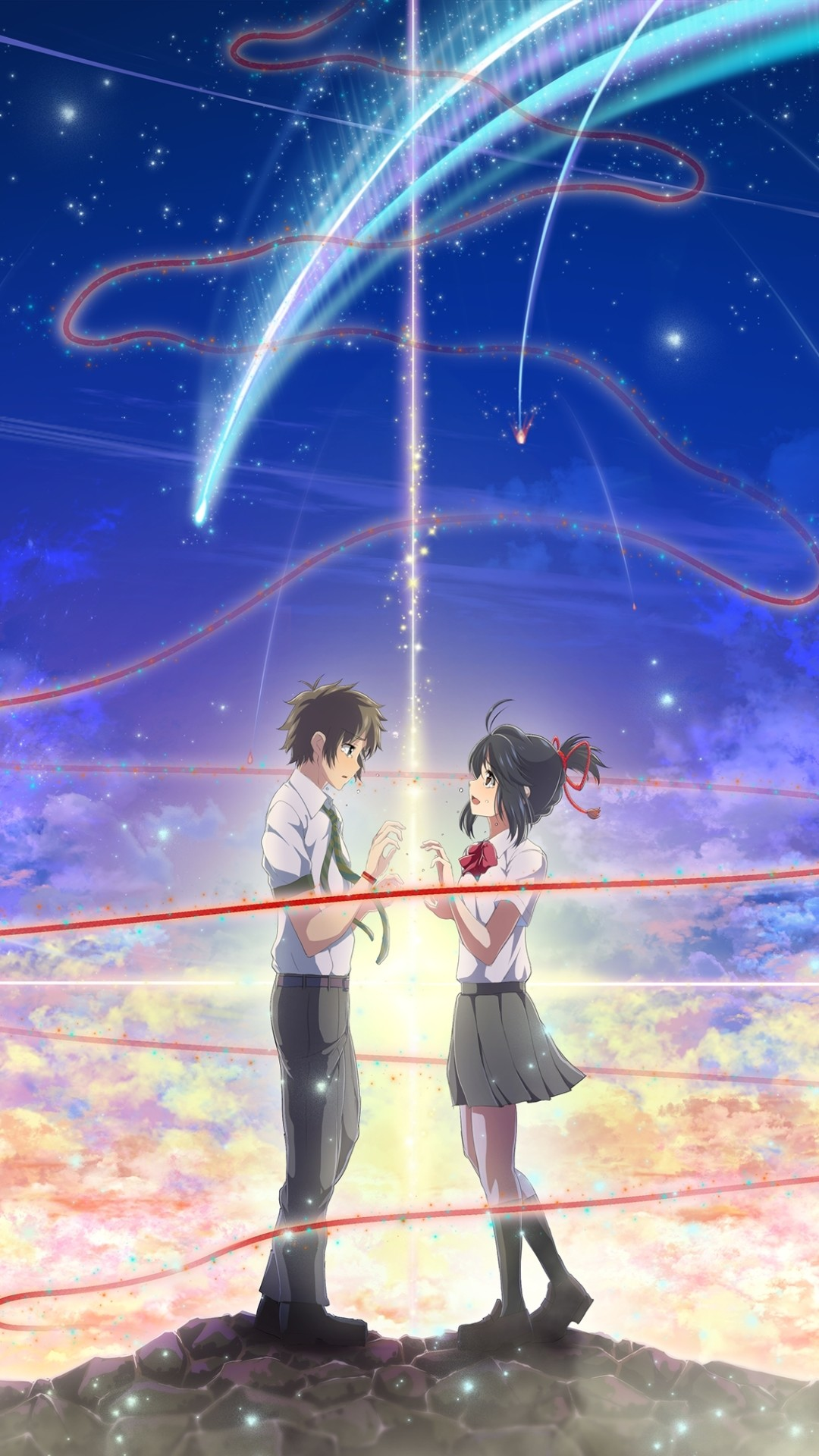 Kimi No Na Wa Wallpapers 80 Background Pictures
