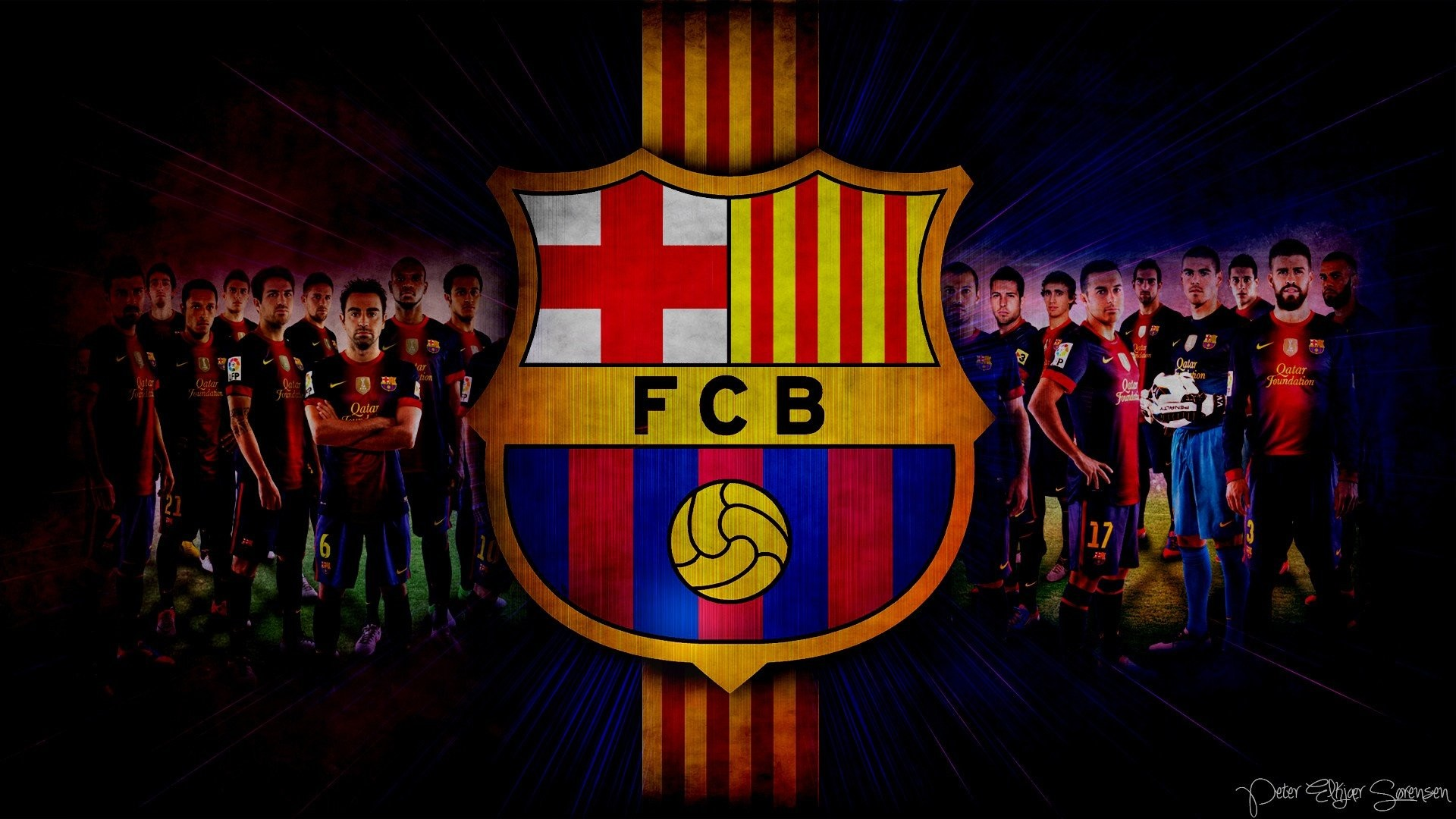 Fc Barcelona Logo Wallpapers (69+ background pictures)