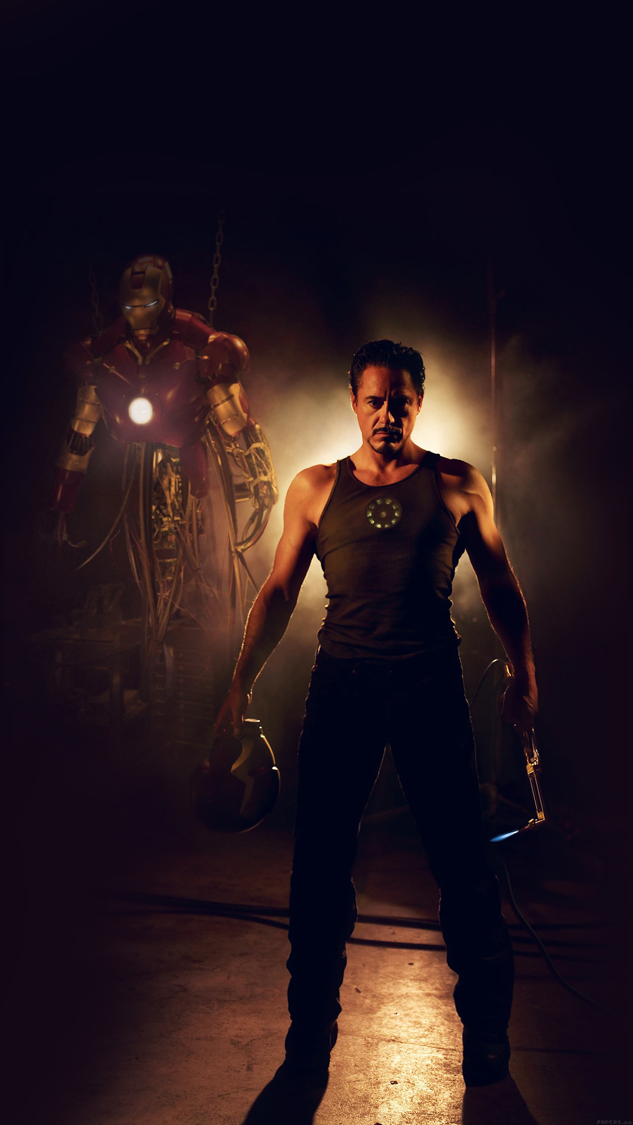 Robert Downey Jr Iron Man Wallpapers 62 Background Pictures