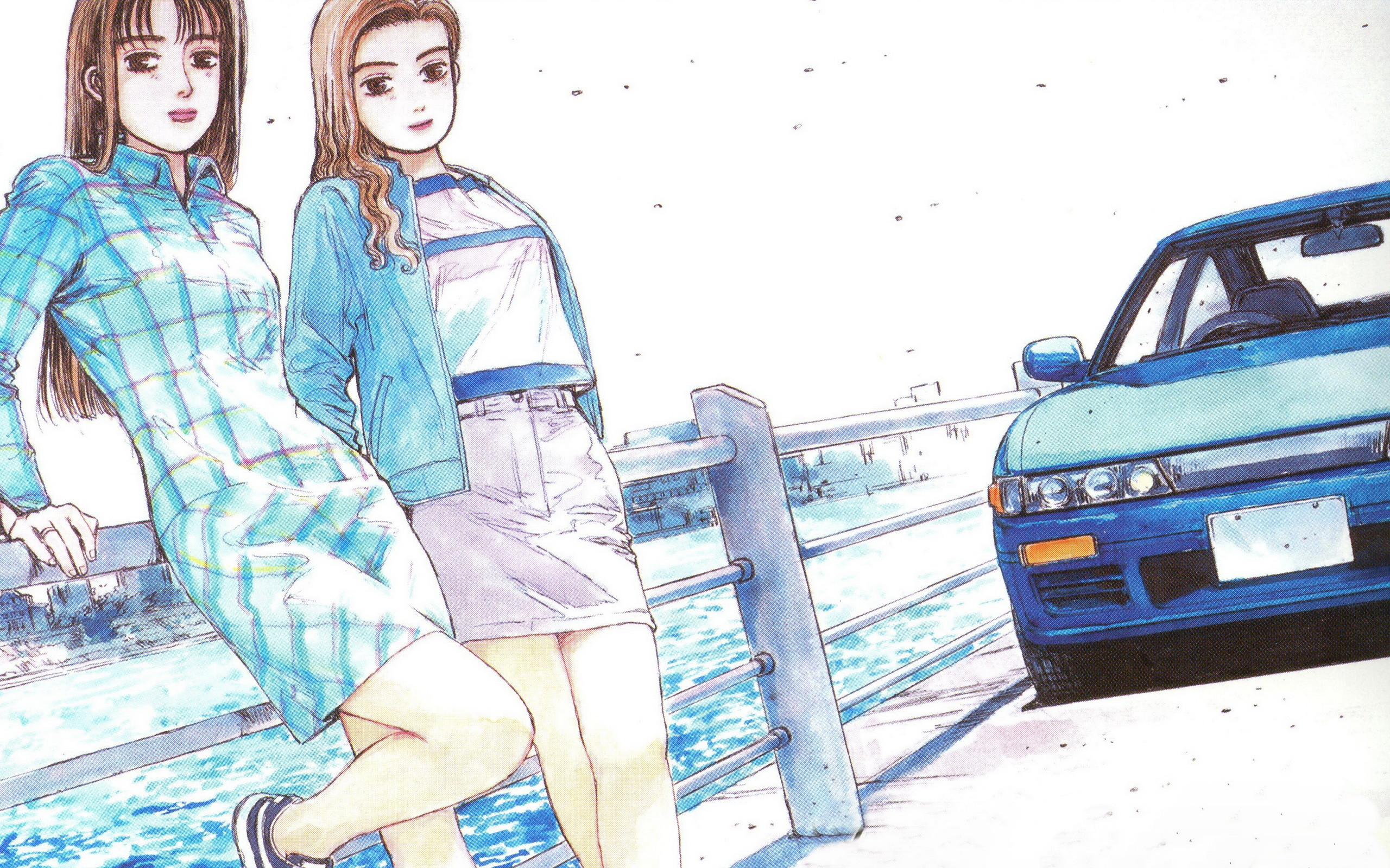 Initial D Wallpapers (70+ background pictures)