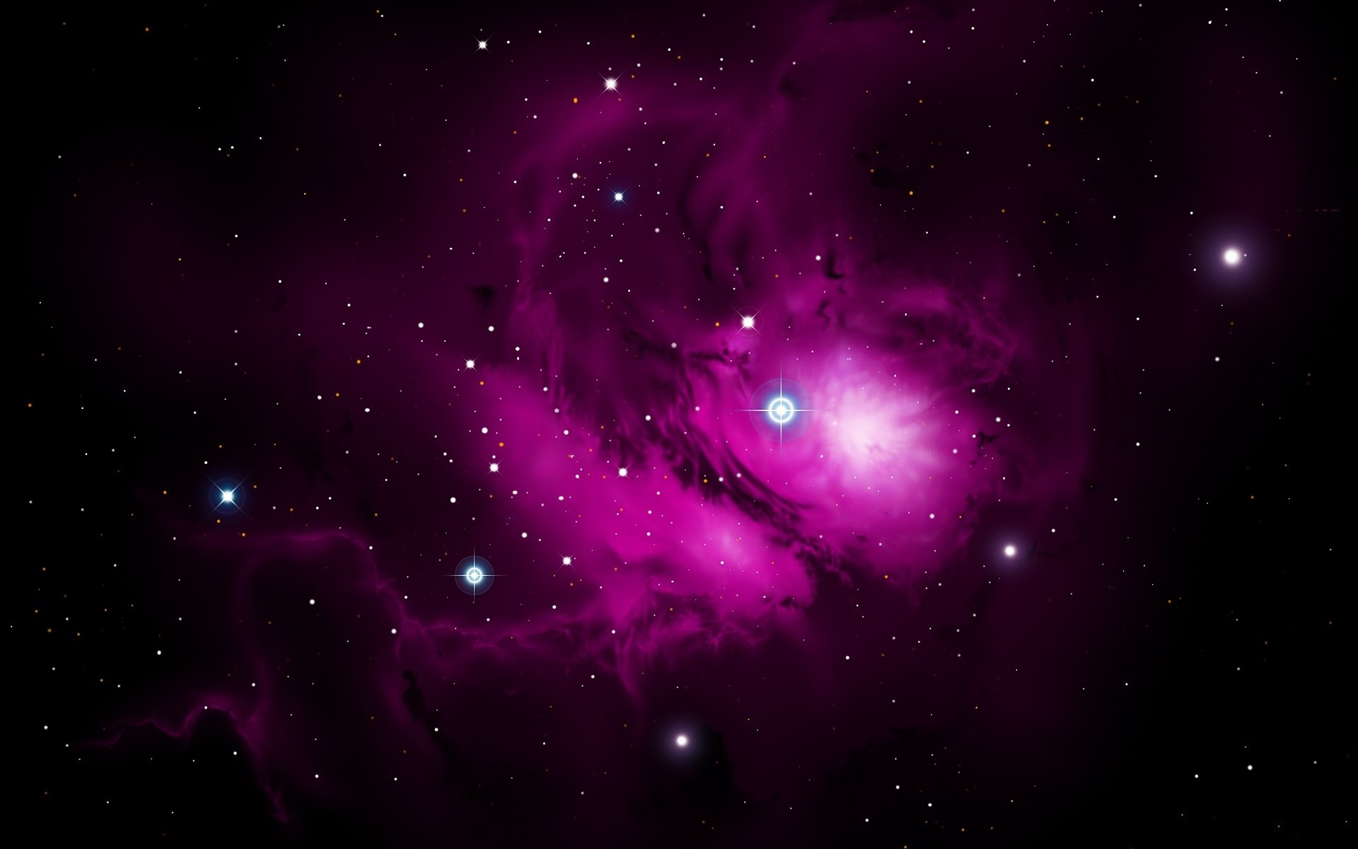 Purple Galaxy Wallpapers (78+ background pictures)