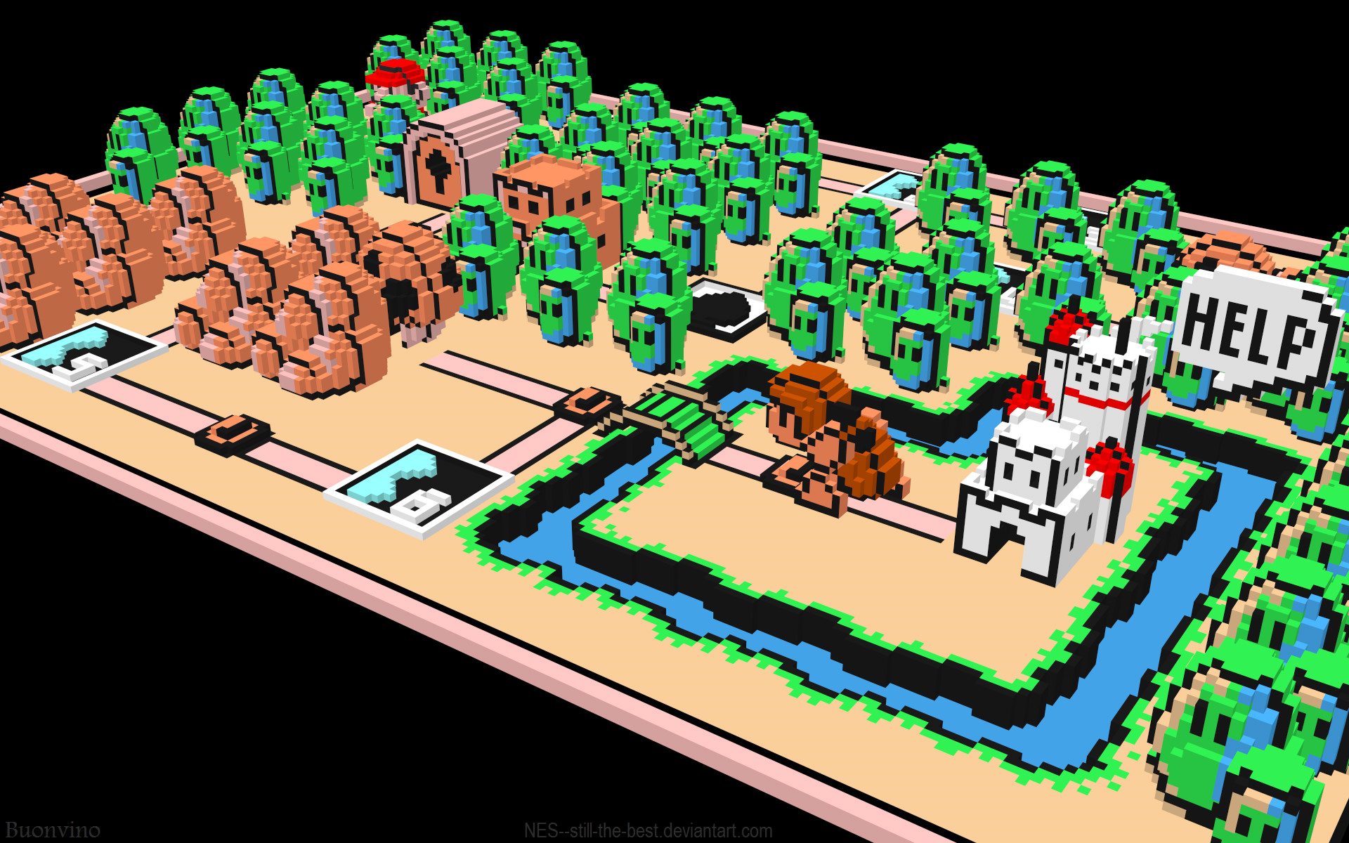 Super Mario 3 Wallpapers (72+ background pictures)