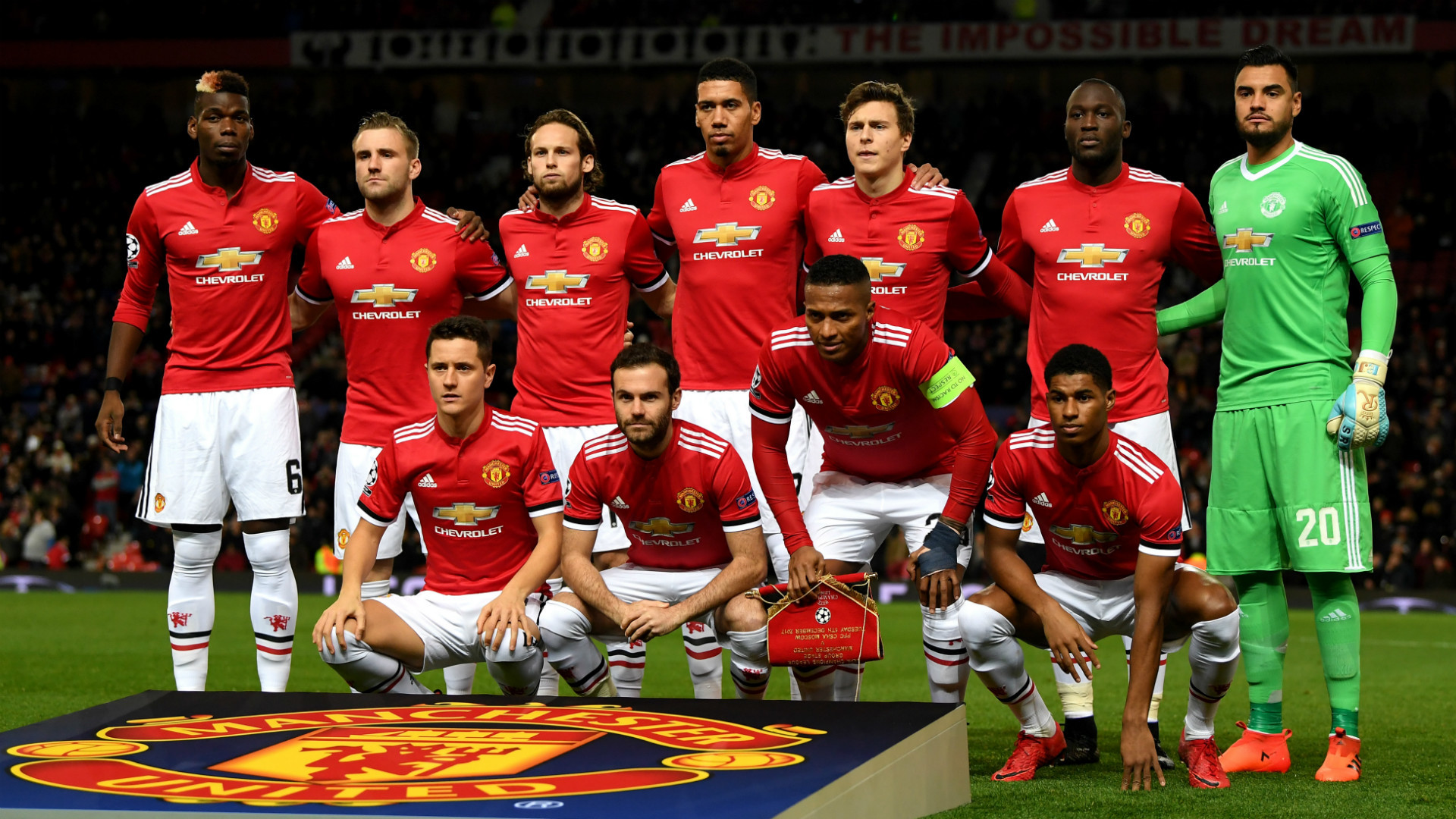 Manchester United Wallpapers 2018 (72+ Background Pictures