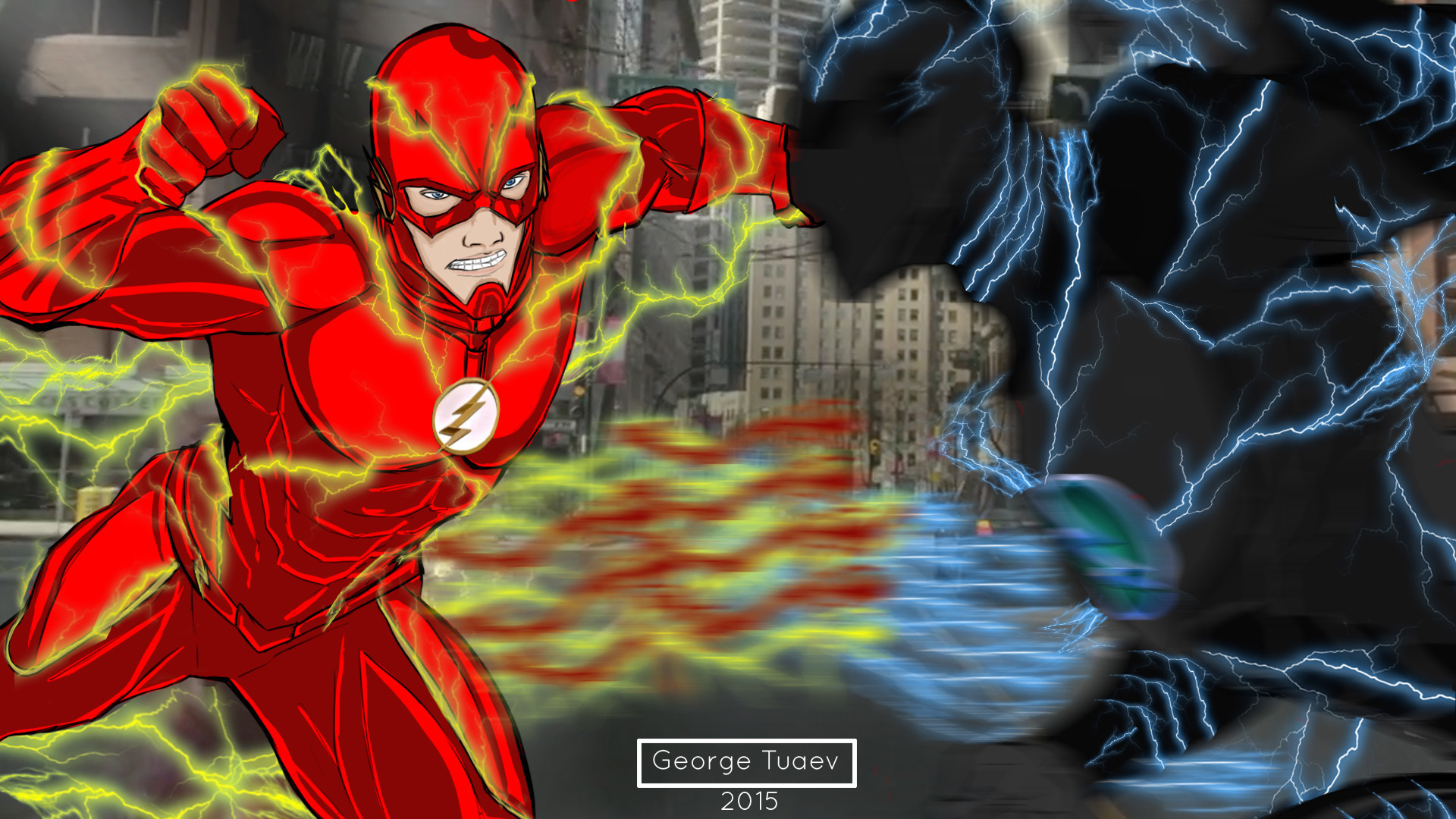 Flash Vs Reverse Flash Wallpaper: Reverse Flash Wallpapers (73+ Background Pictures