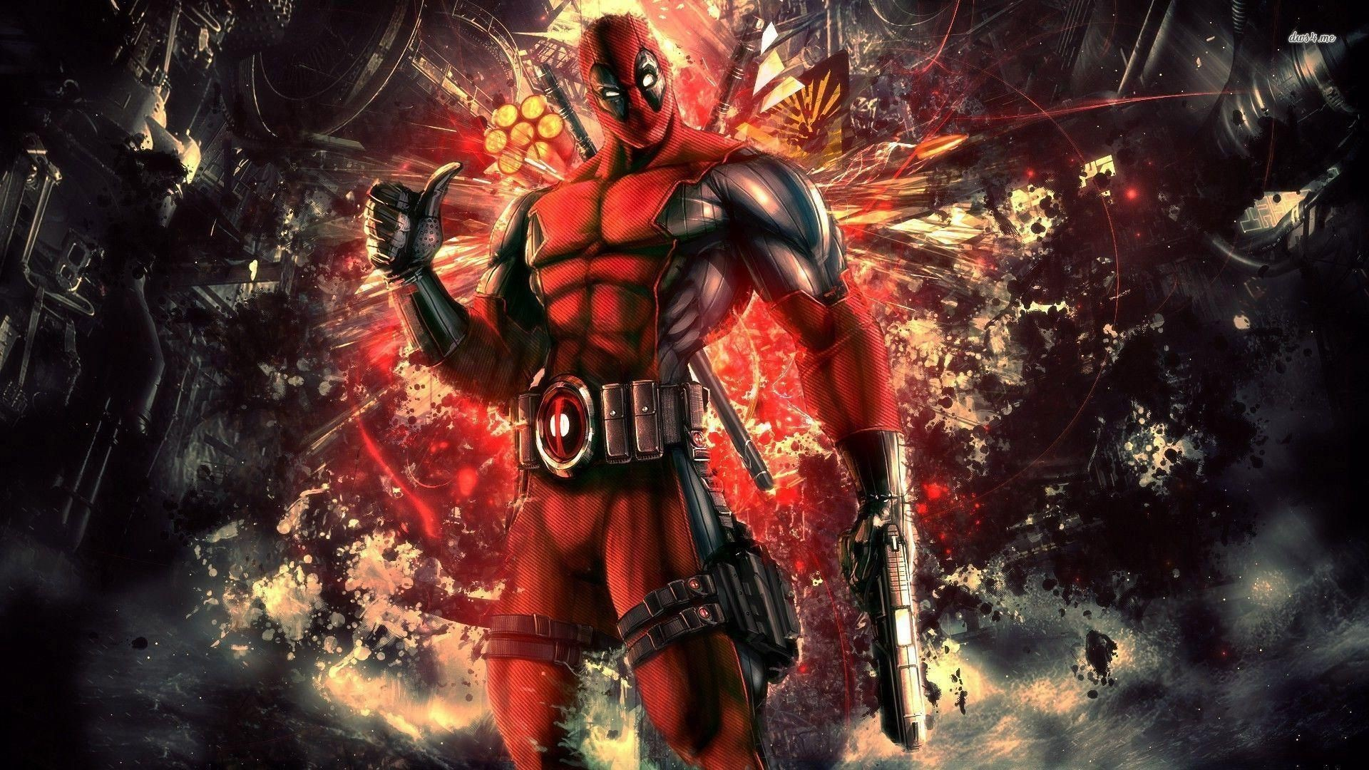 Deadpool Wallpapers HD (82+ background pictures)