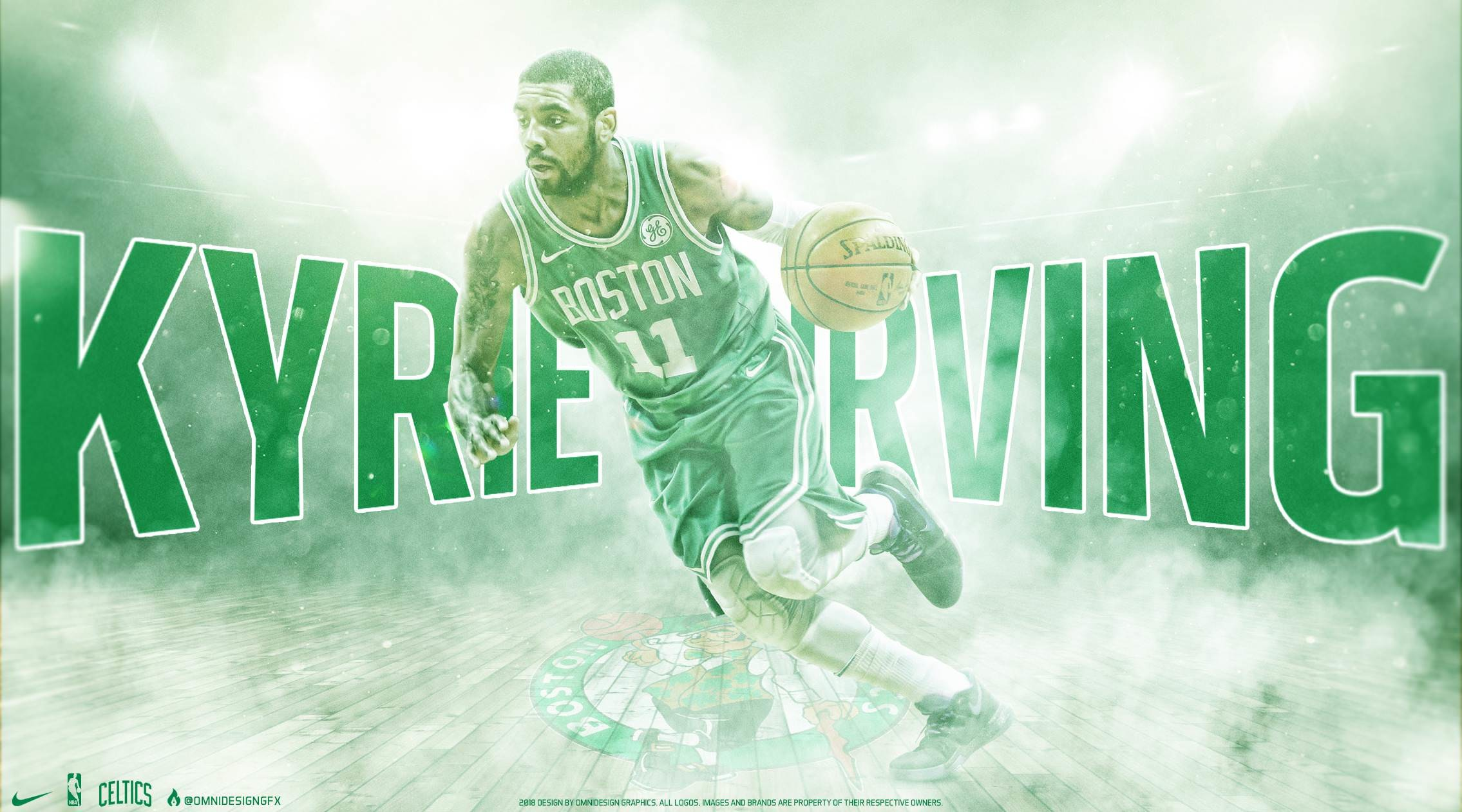Kyrie Irving 2018 Wallpapers (73+ background pictures)Kyrie Irving Wallpaper Ipad