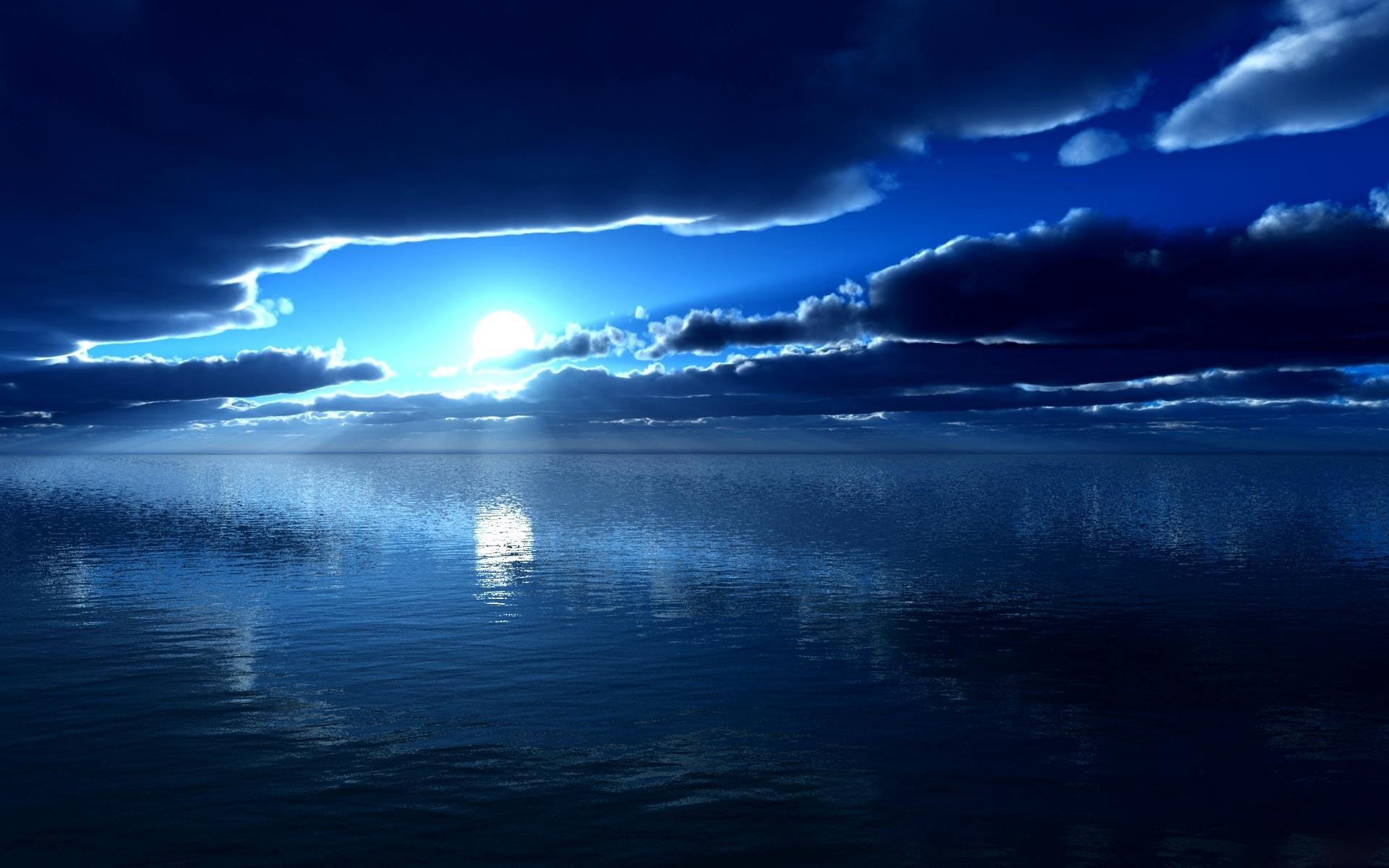1920x1200 Sky And River Relax Desktop Backgrounds Hd Wallpaper