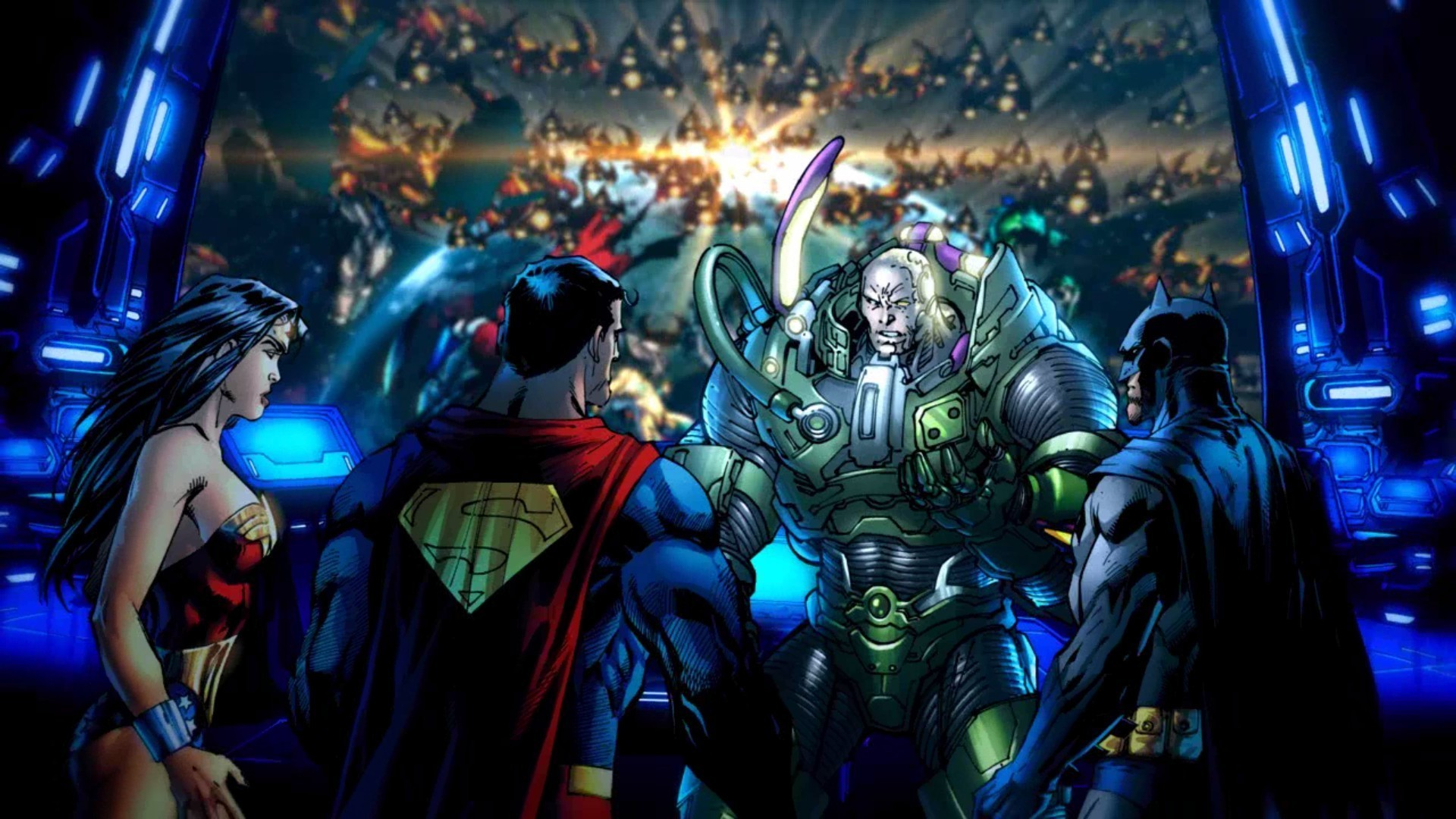 Dc Comic Wallpapers (60+ background pictures)