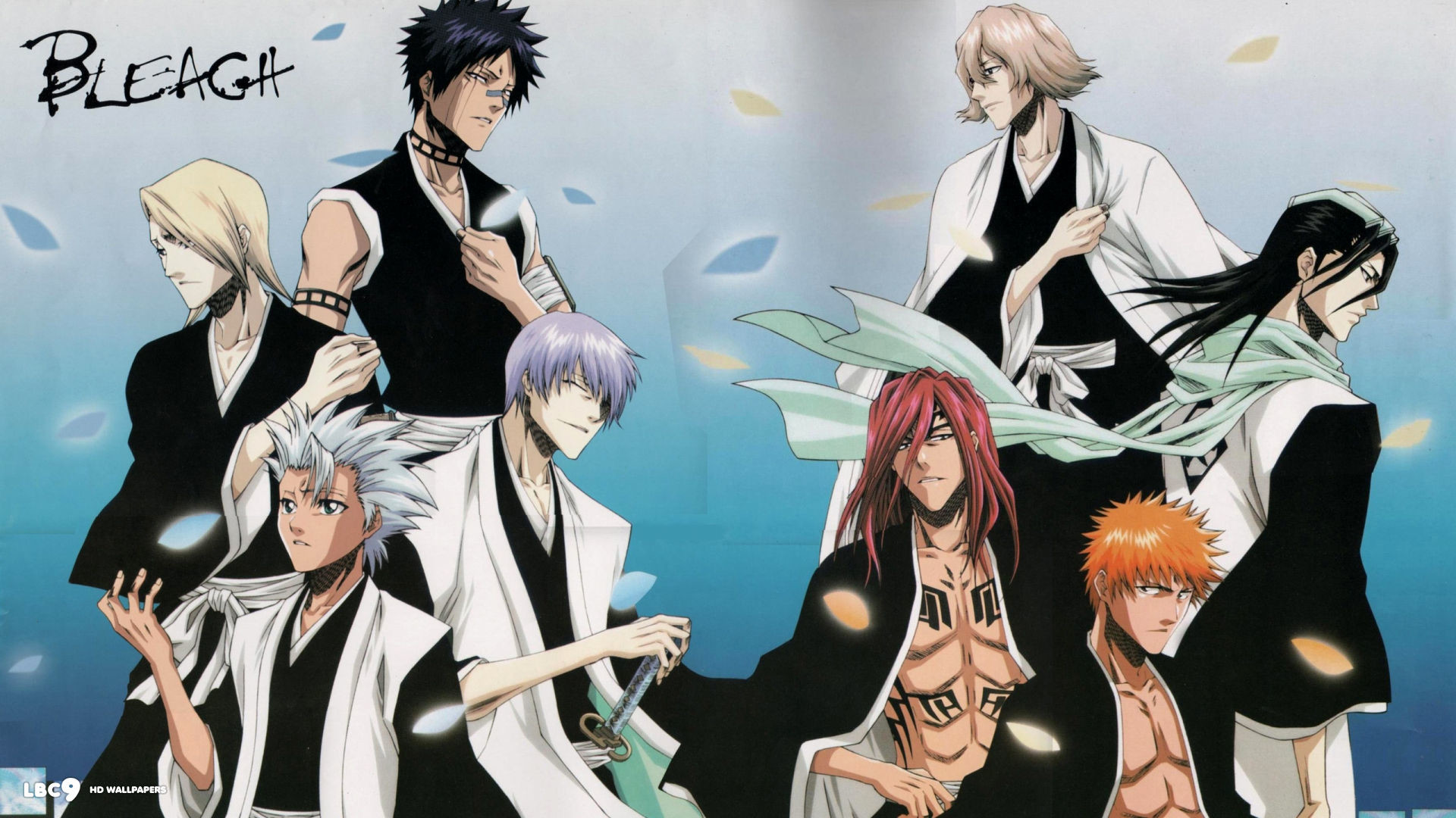 2500x1562 4K Ultra HD Bleach Wallpapers High Quality And Pictures Free Download