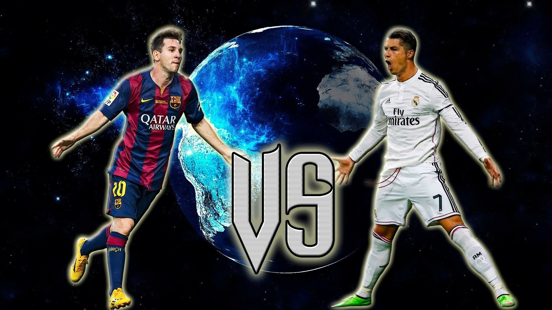 Messi Vs Ronaldo Wallpapers 2018 Hd 82 Background Pictures