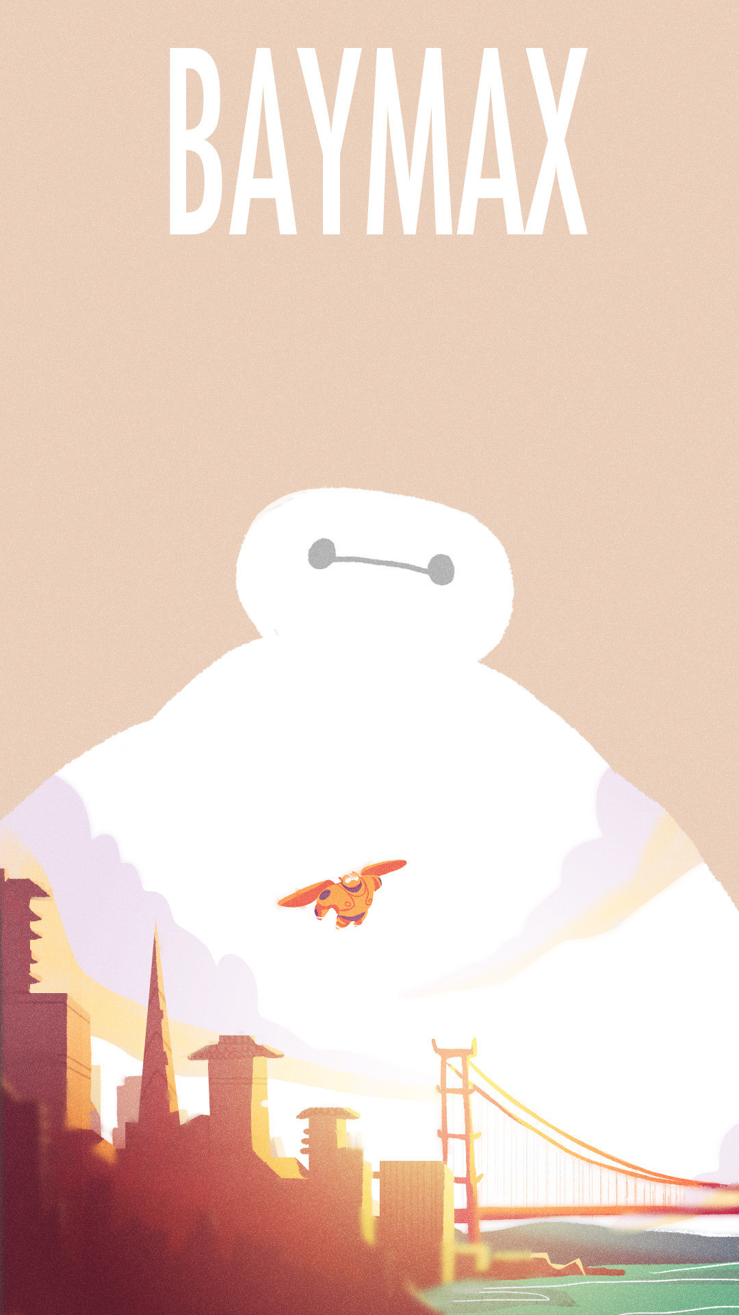 Baymax Wallpapers 80 Background Pictures