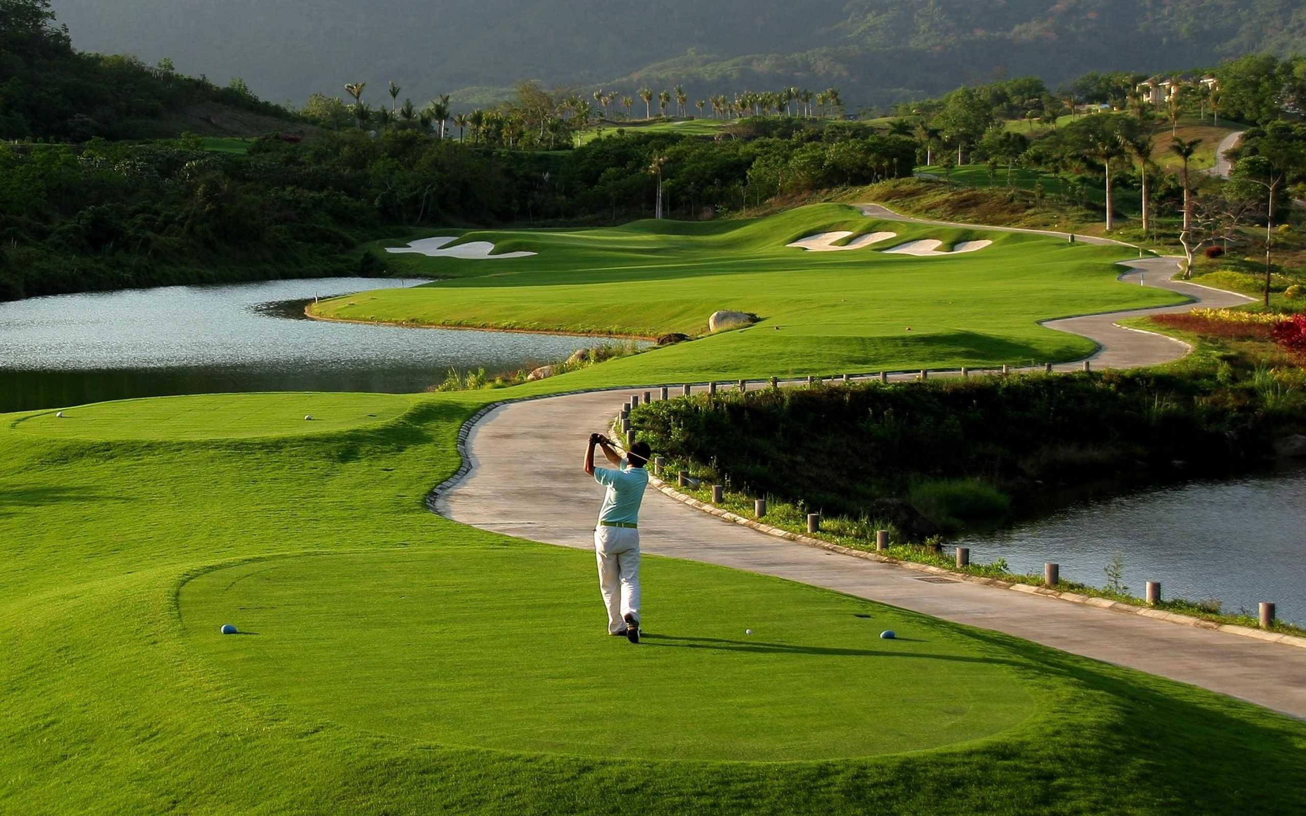 Golf Course Wallpapers 70 Background Pictures