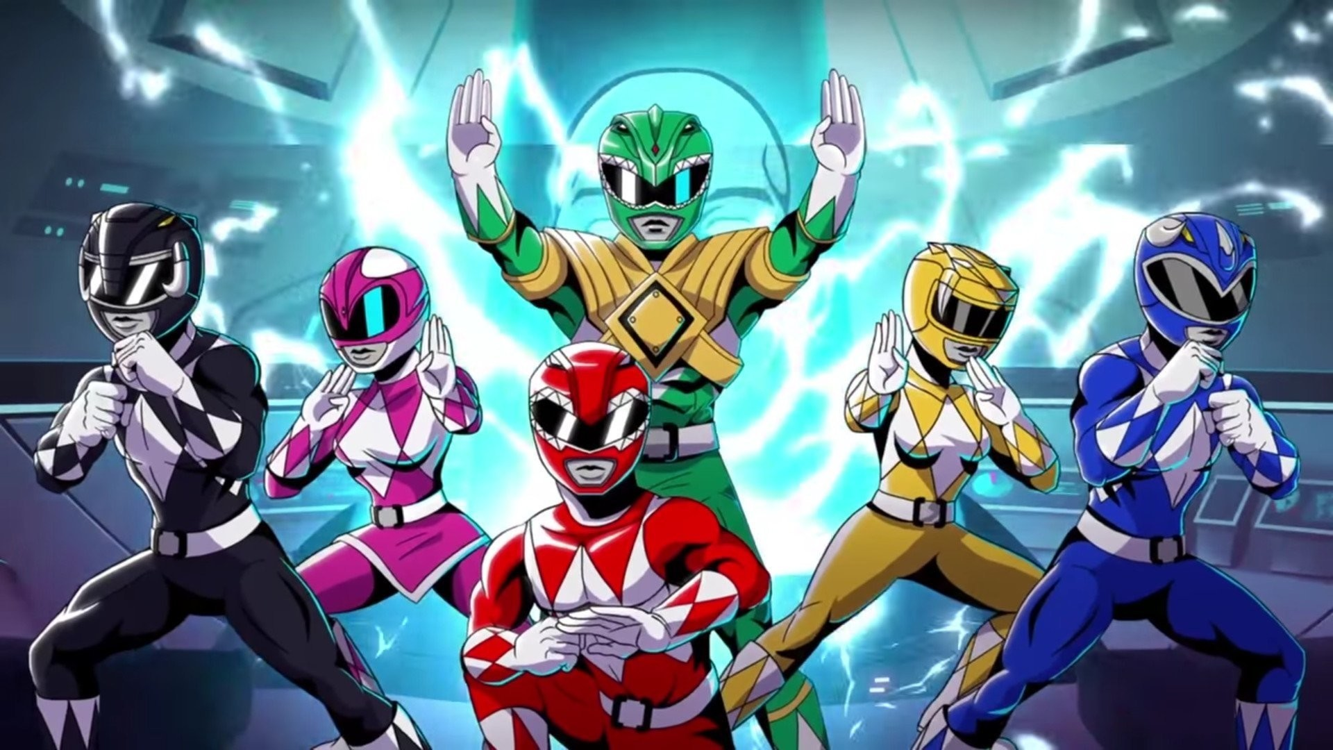 Power Rangers Wallpapers (75+ background pictures)