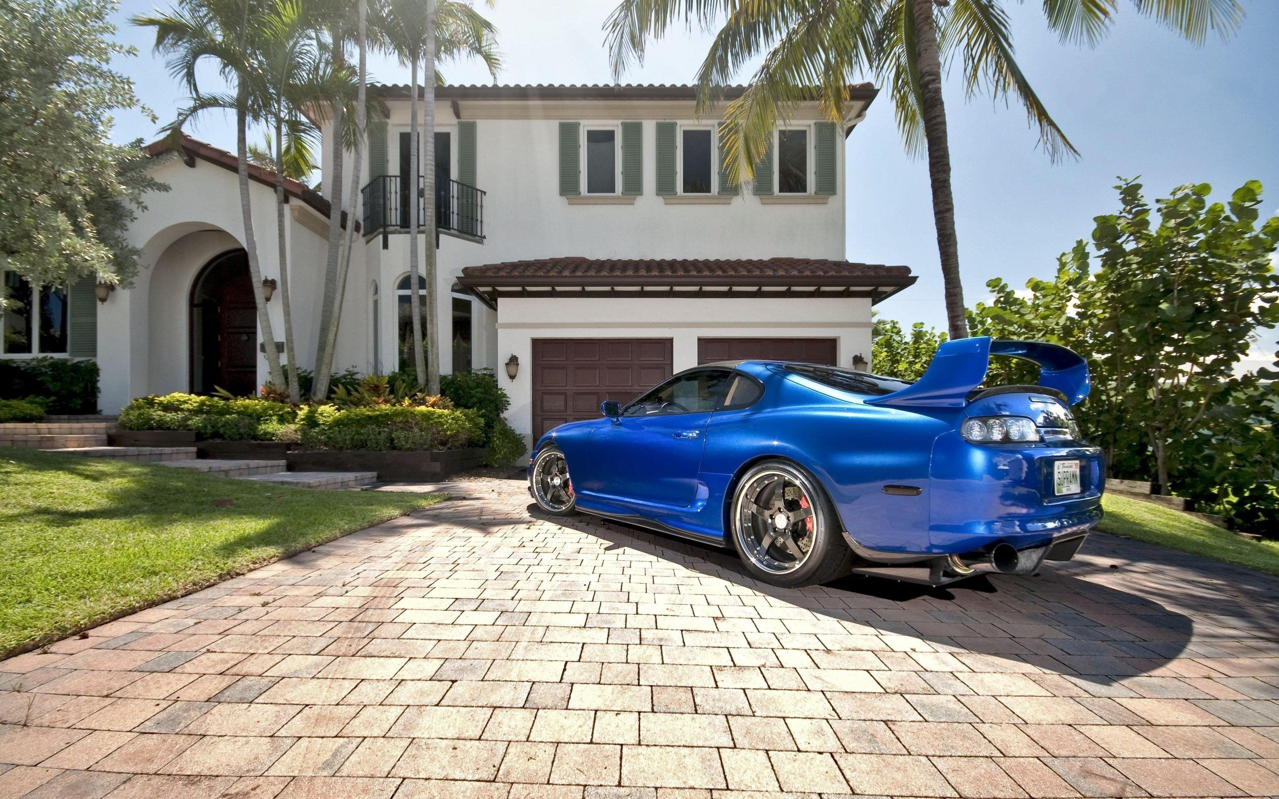 Toyota Supra Wallpapers 69 Background Pictures