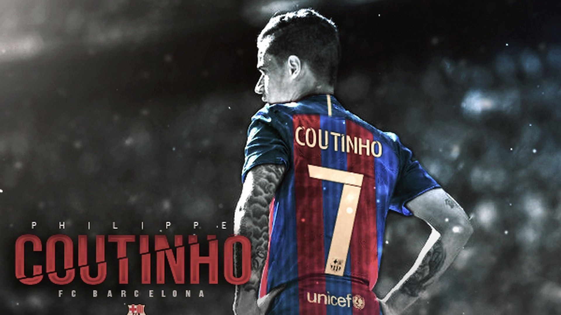 Fc barcelona 2018 wallpapers 72 background pictures - Coutinho wallpaper hd ...