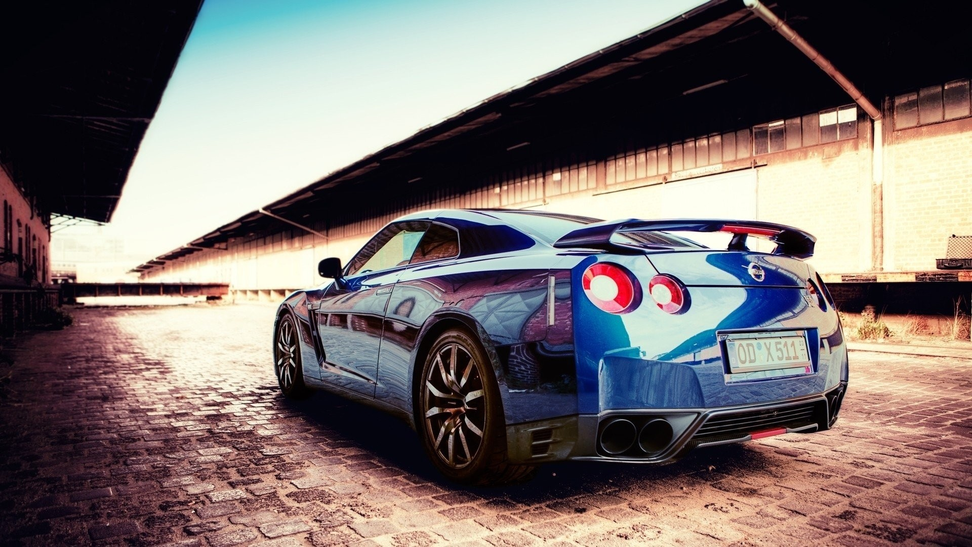 Nissan Gtr R35 Wallpapers 80 Background Pictures