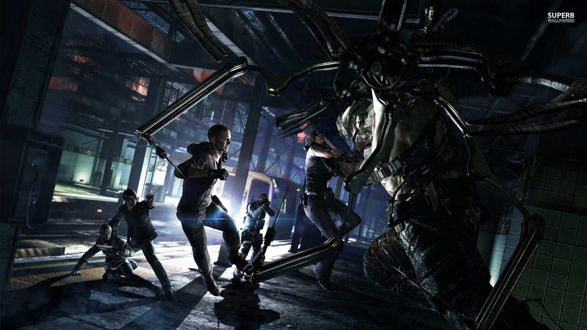 Resident Evil Wallpapers Hd 78 Background Pictures