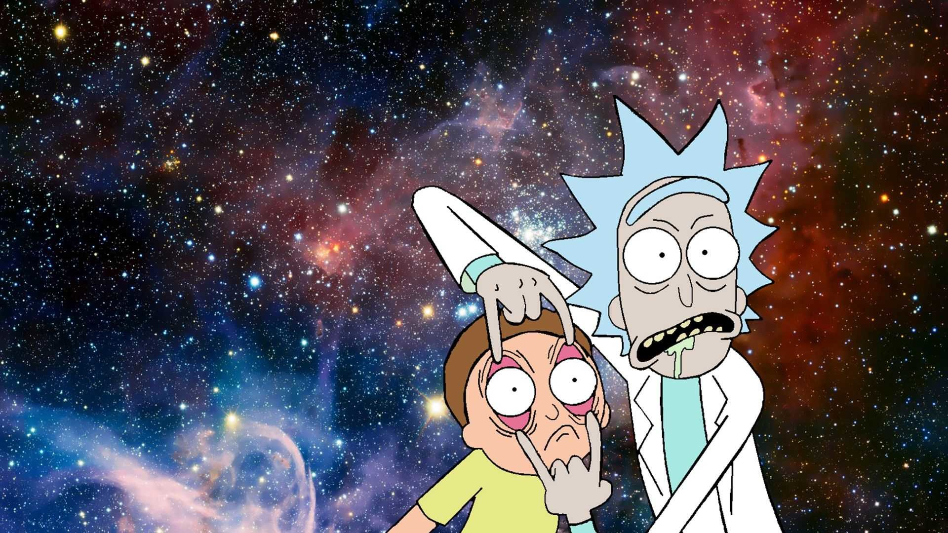 Rick And Morty Wallpapers 82 Background Pictures
